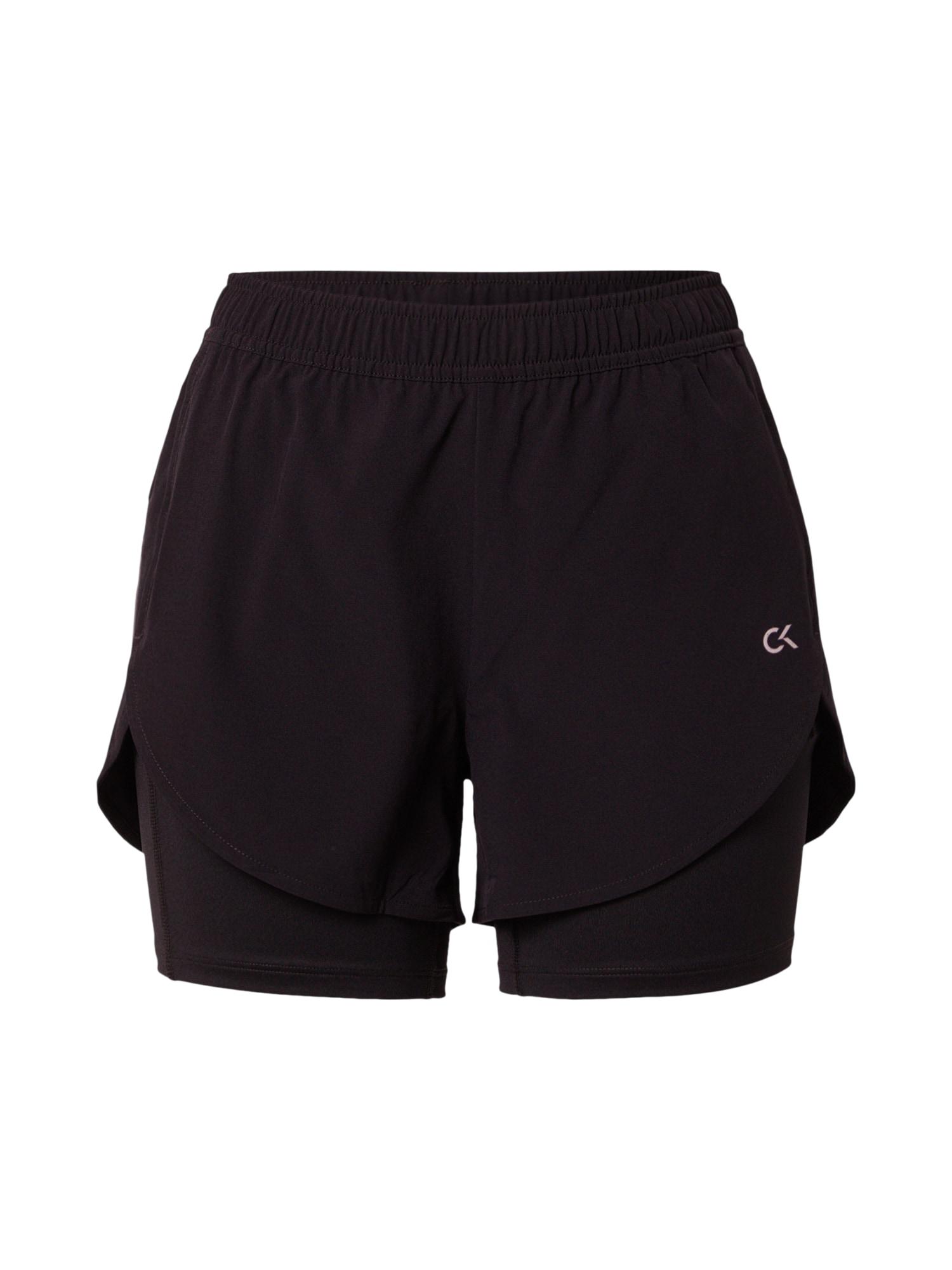 Calvin Klein Performance Sportinės kelnės juoda