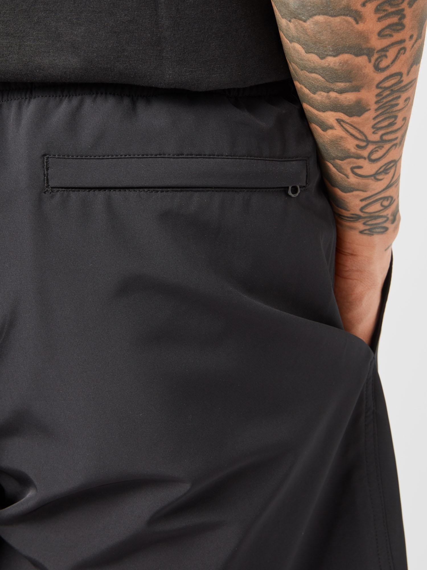 BURTON Outdoorové nohavice 'CREEKSIDE'  čierna.