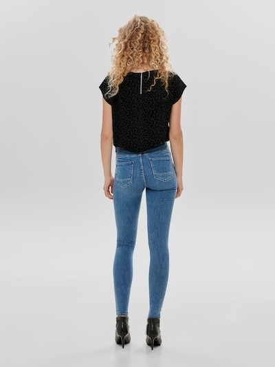 Traperice 'ONLPower Mid Push Up Skinny Fit'