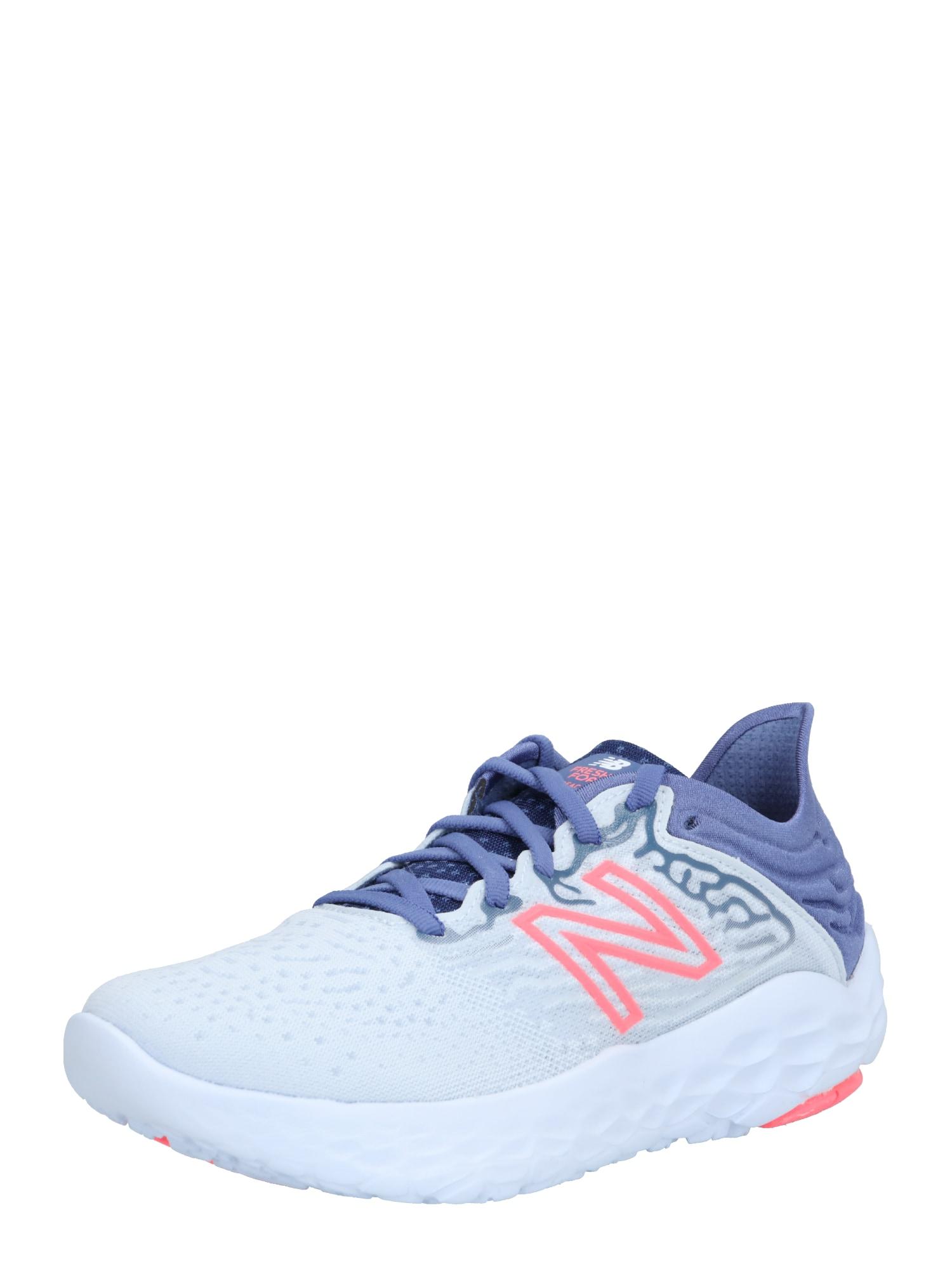 "new balance Bėgimo batai balta / sodri mėlyna (""karališka"") / lašišų spalva"