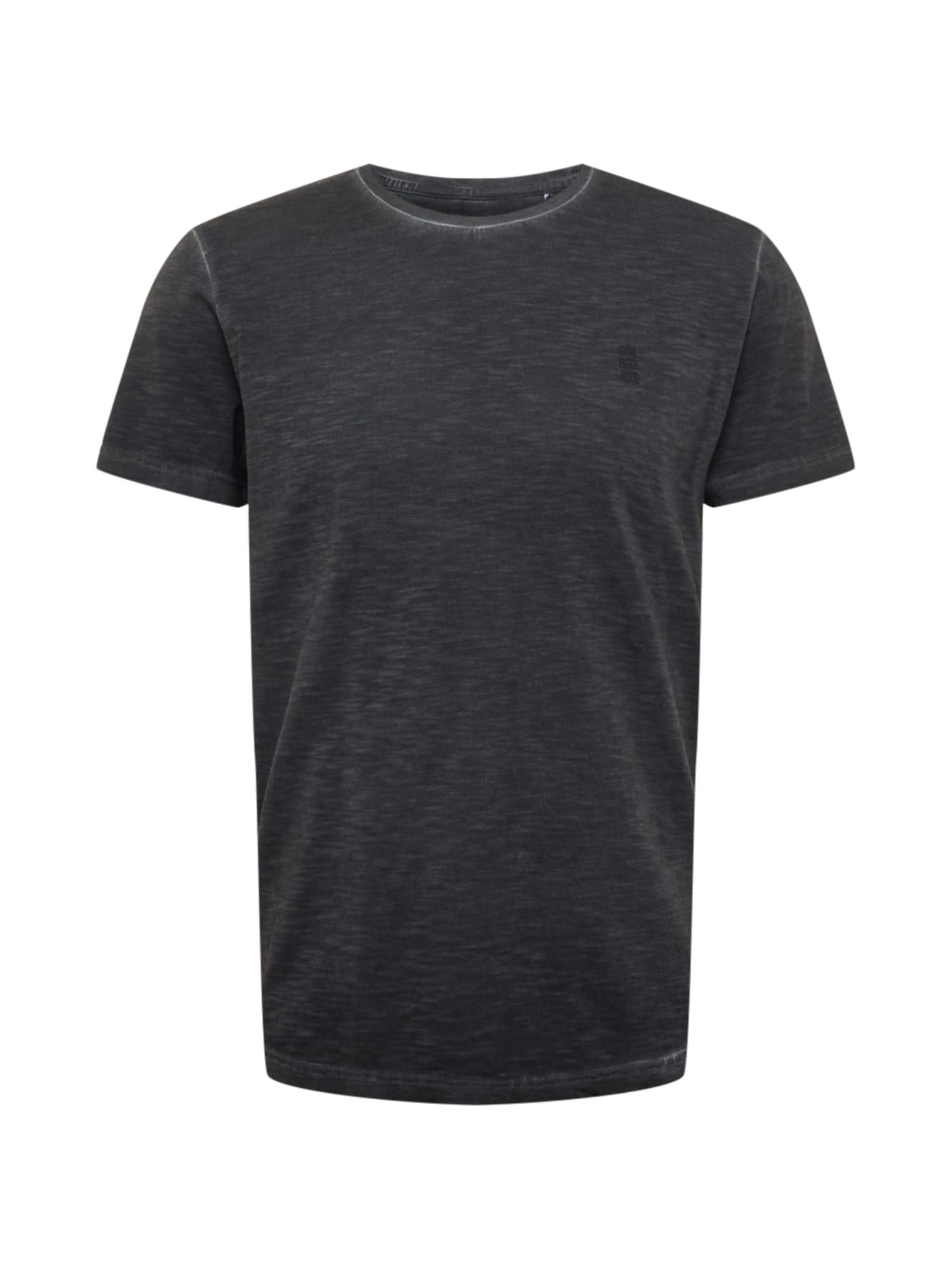 No Excess Marškinėliai margai juoda