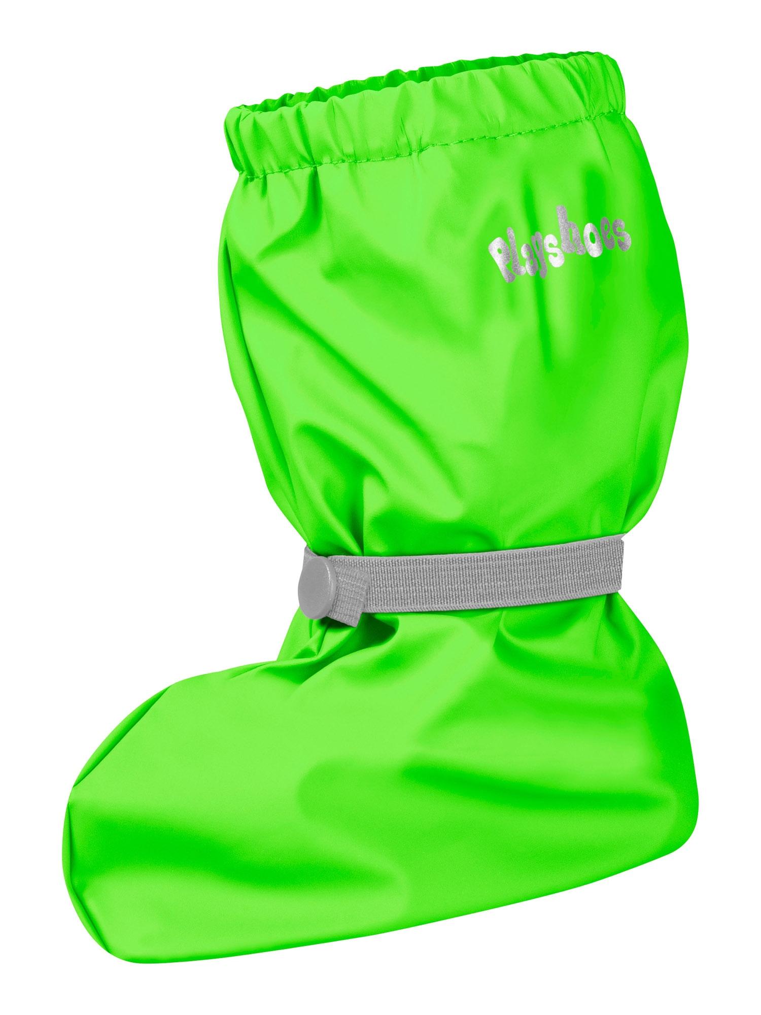 PLAYSHOES Auliniai neoninė žalia