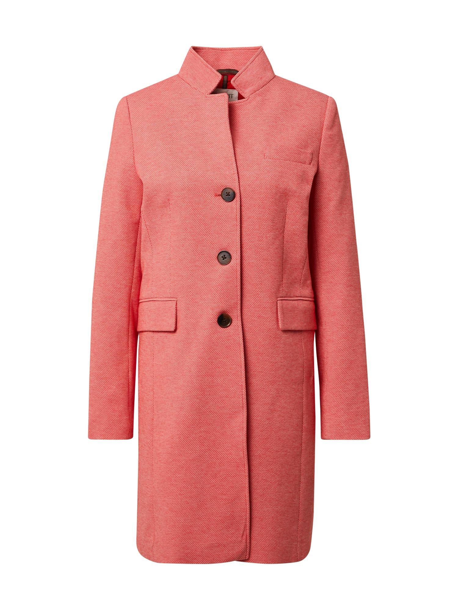 ESPRIT Demisezoninis paltas rožinė