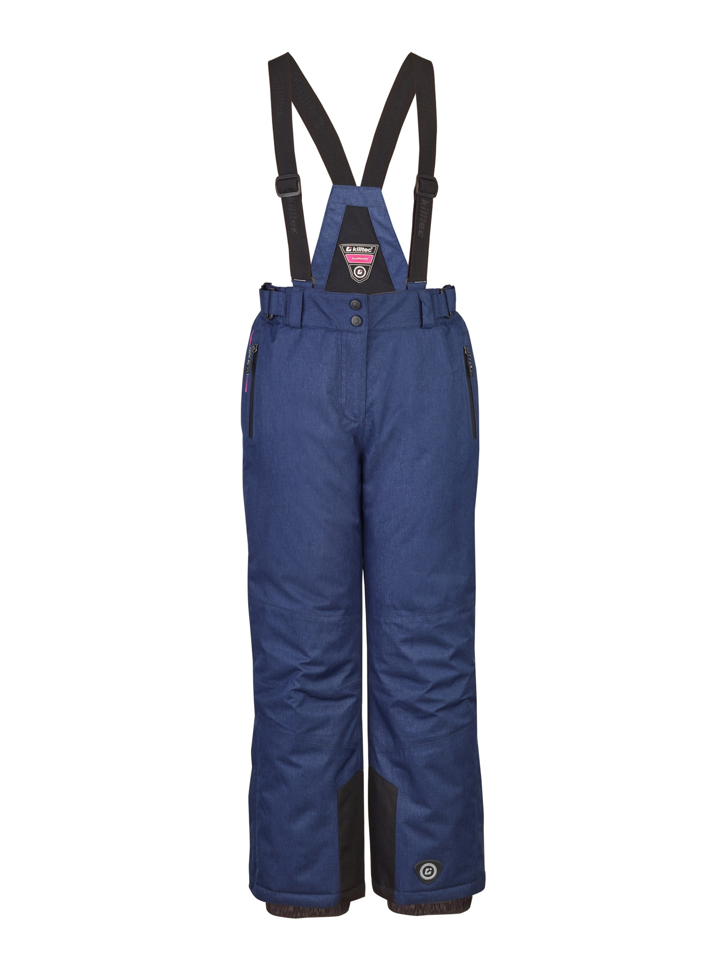 KILLTEC Outdoorové kalhoty 'Nadiana Jr'  tmavě modrá