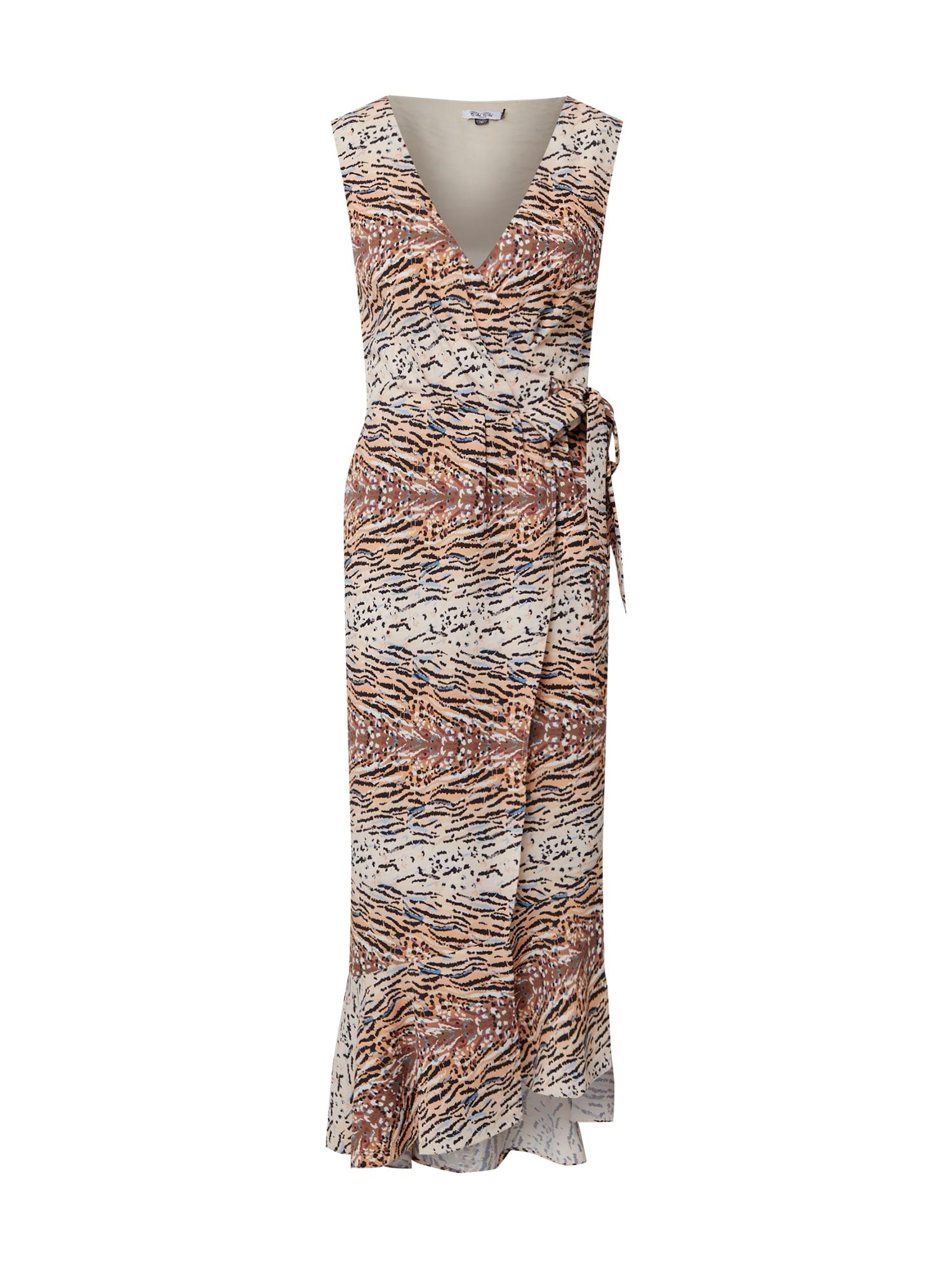 Chi Chi Curve Suknelė smėlio / ruda / melsvai pilka / balta / oranžinė