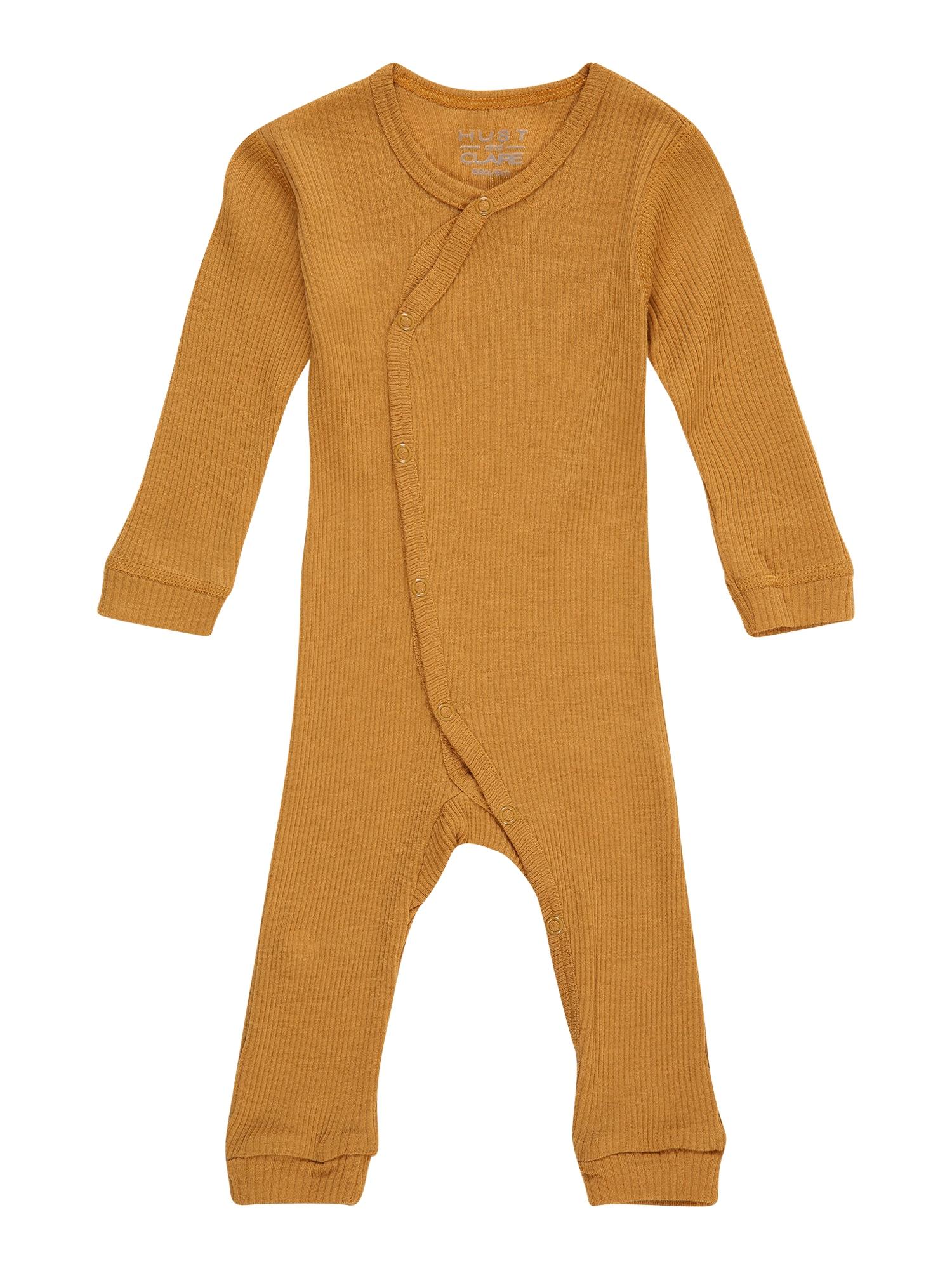 Hust & Claire Miego kostiumas tamsiai geltona