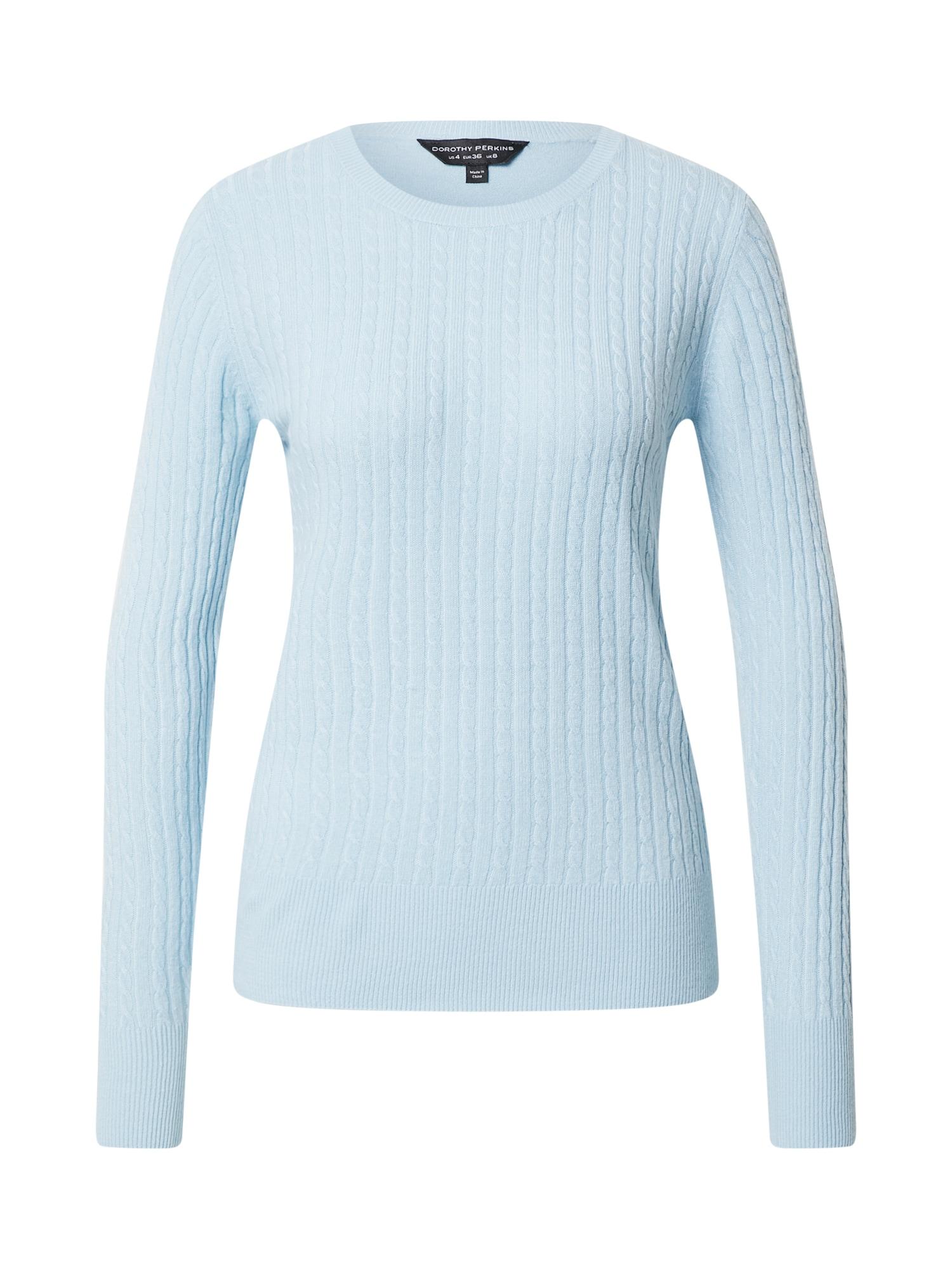 Dorothy Perkins Megztinis šviesiai mėlyna