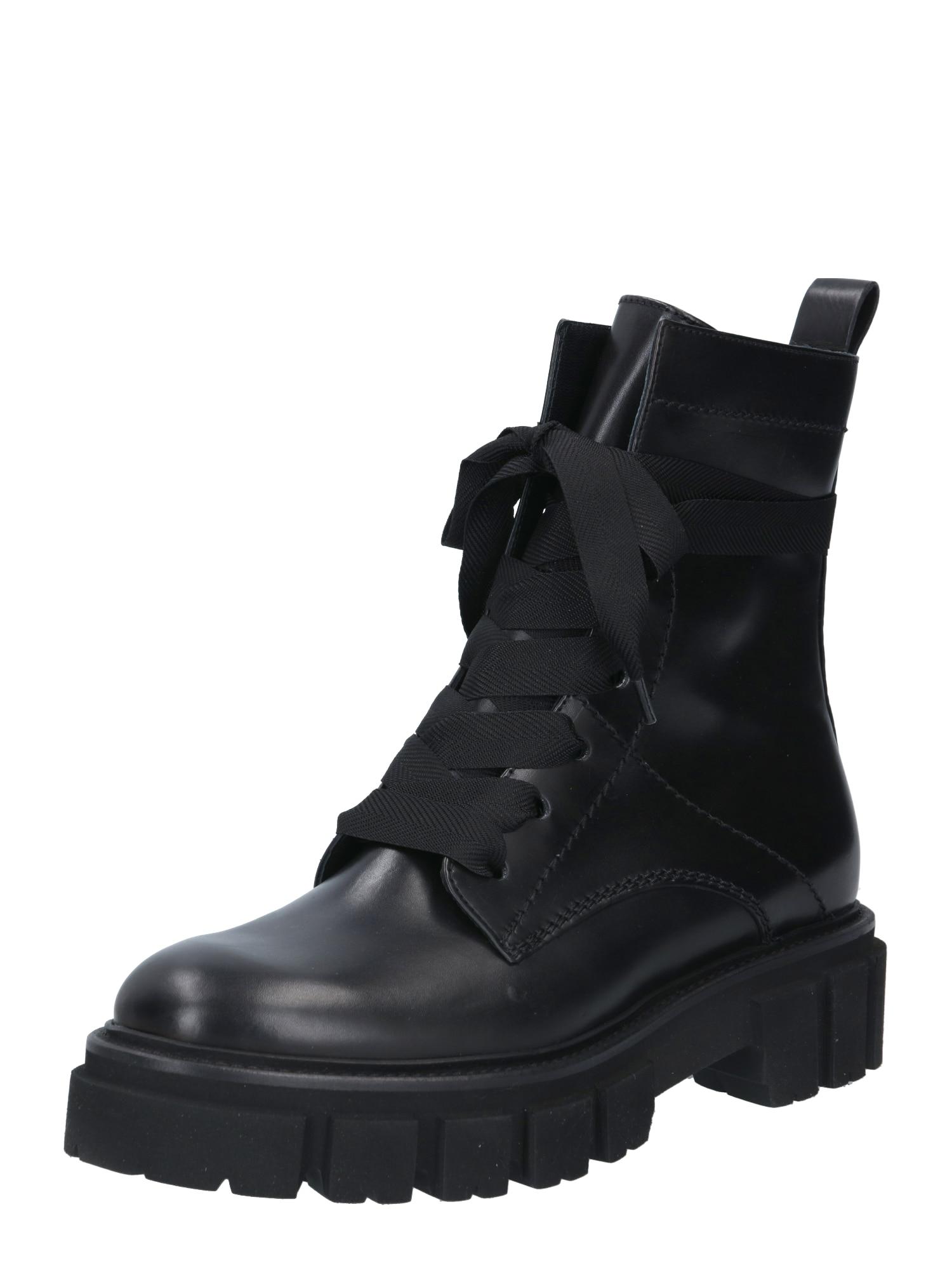 Kennel & Schmenger Suvarstomieji kulkšnis dengiantys batai
