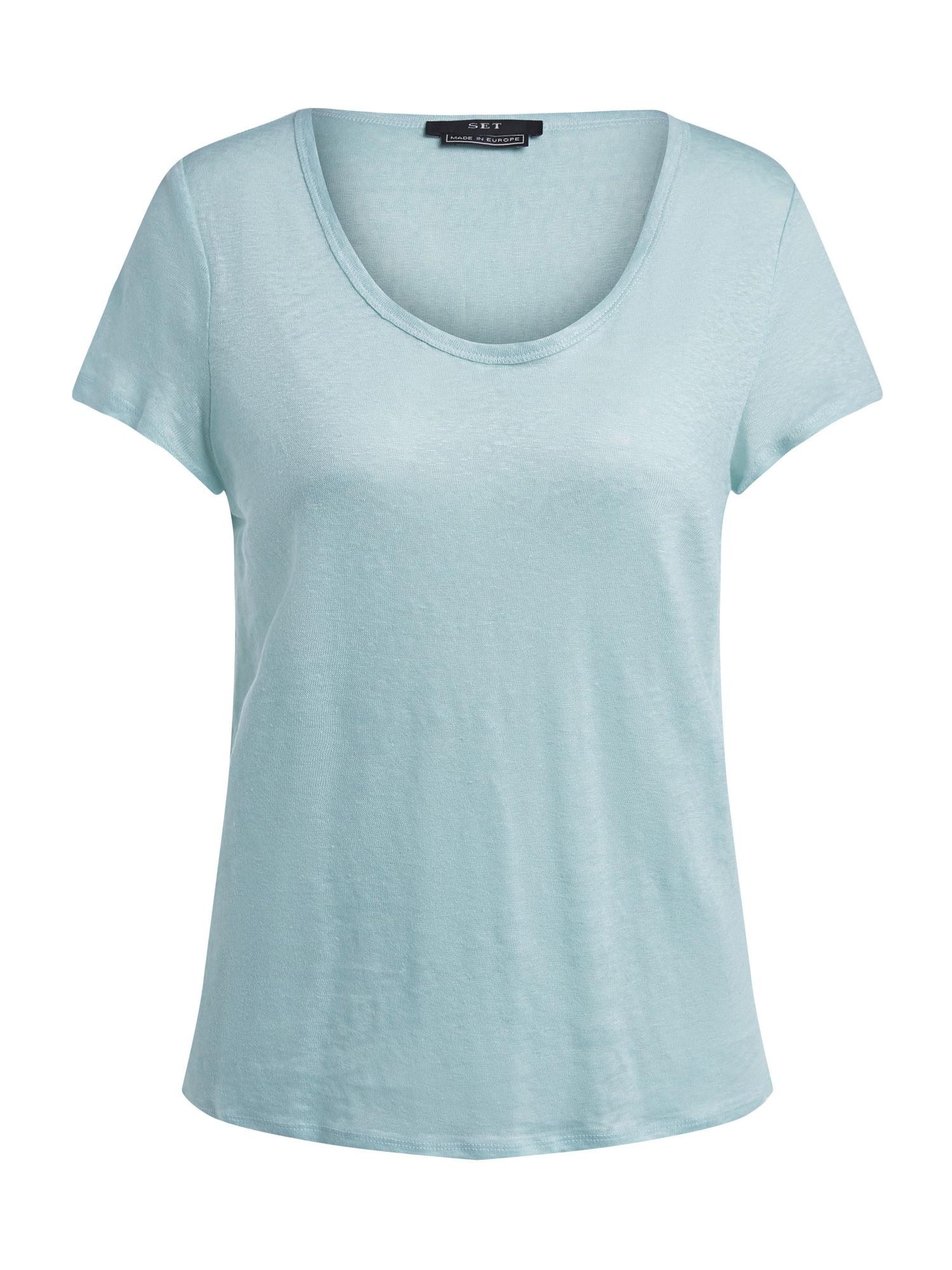 SET Marškinėliai mėtų spalva