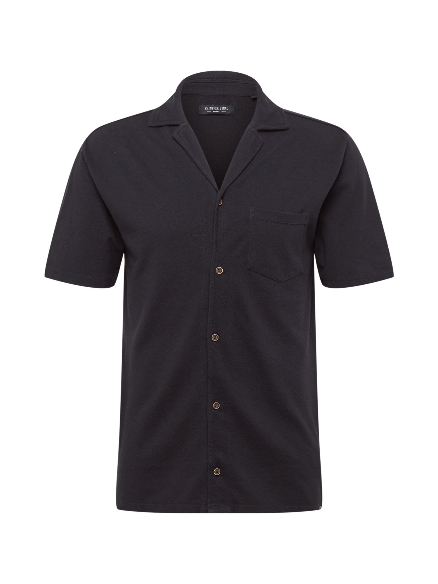 SHINE ORIGINAL Marškiniai juoda