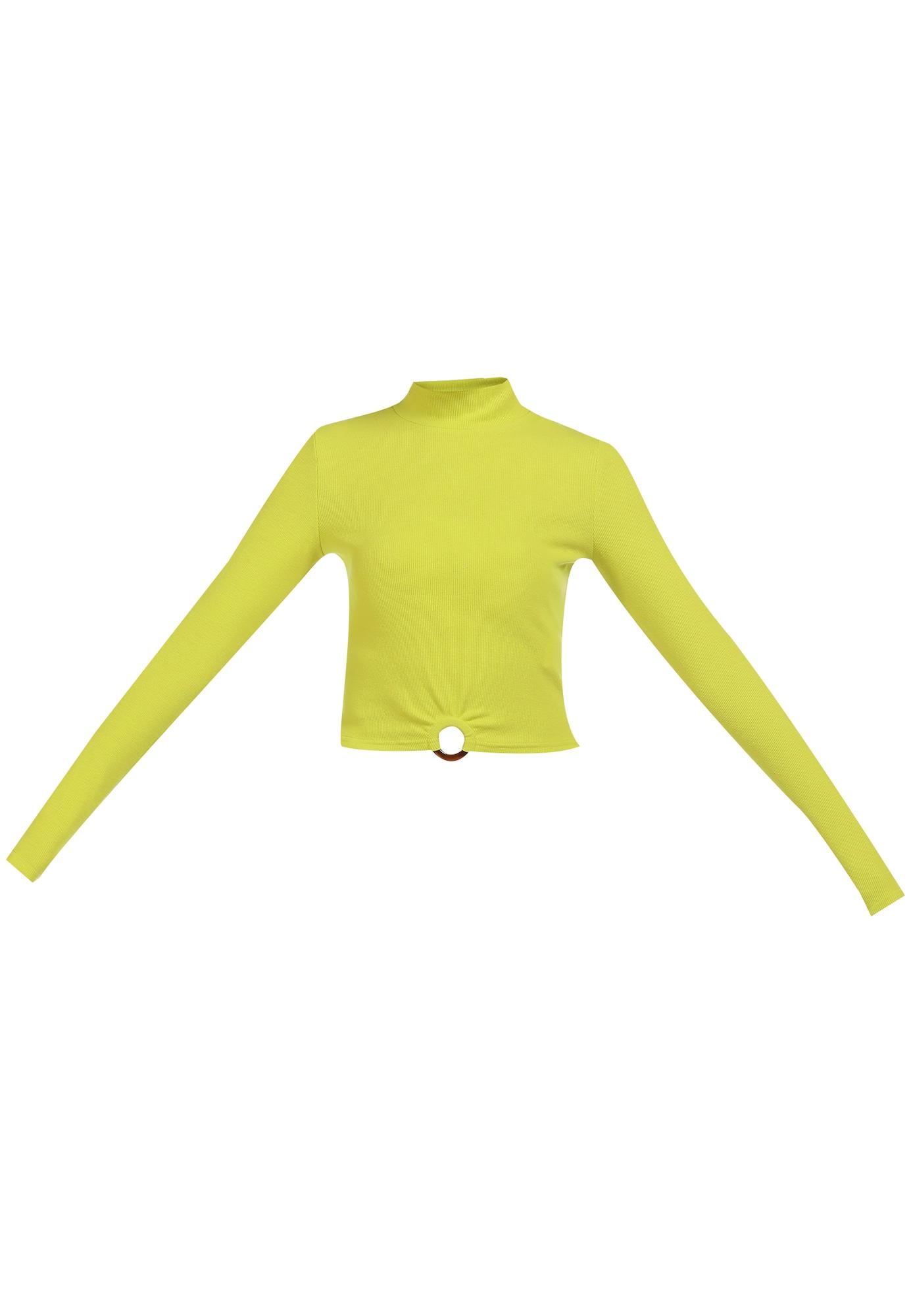 myMo ATHLSR Sportiniai marškinėliai geltona