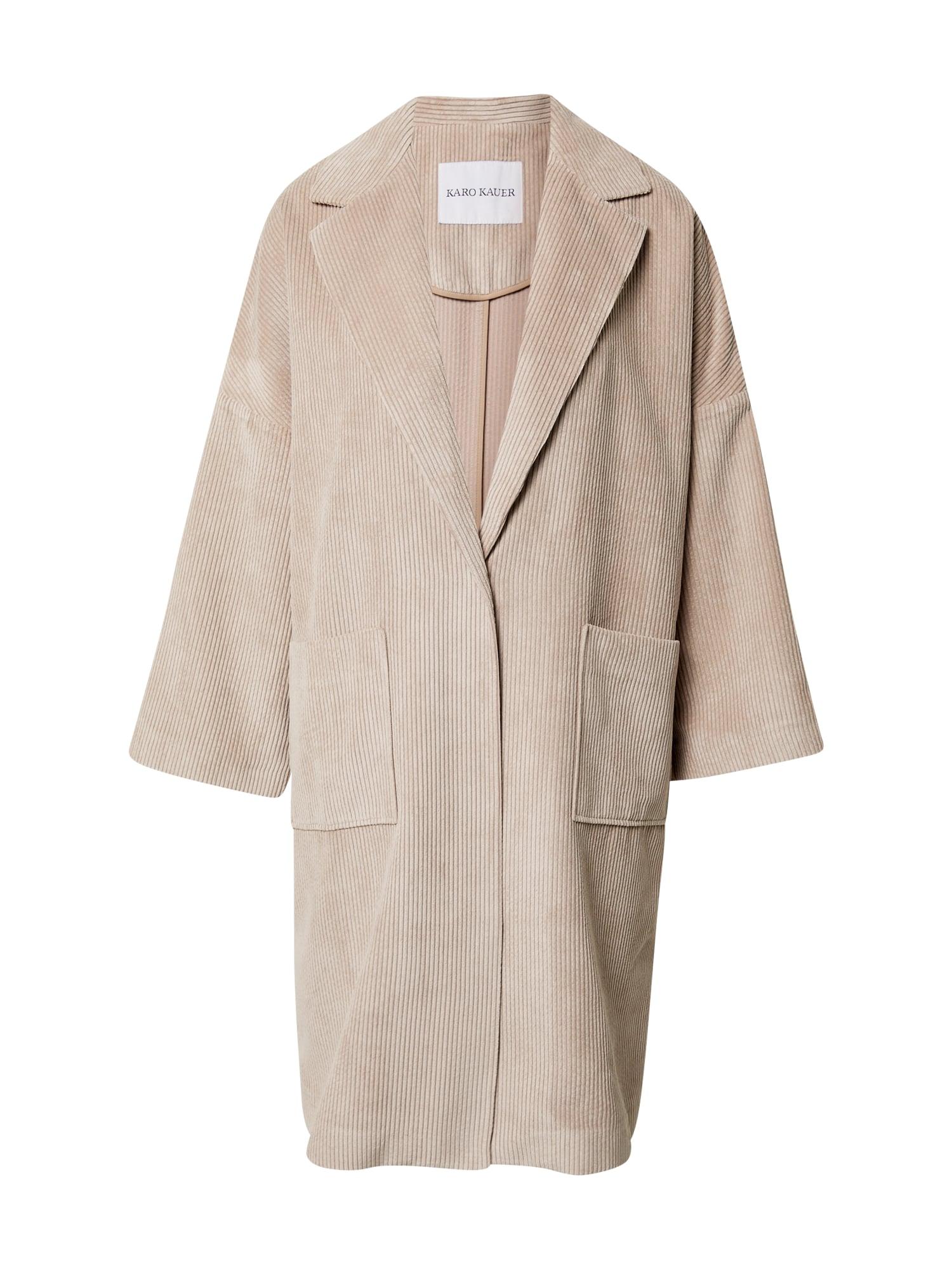 Karo Kauer Demisezoninis paltas