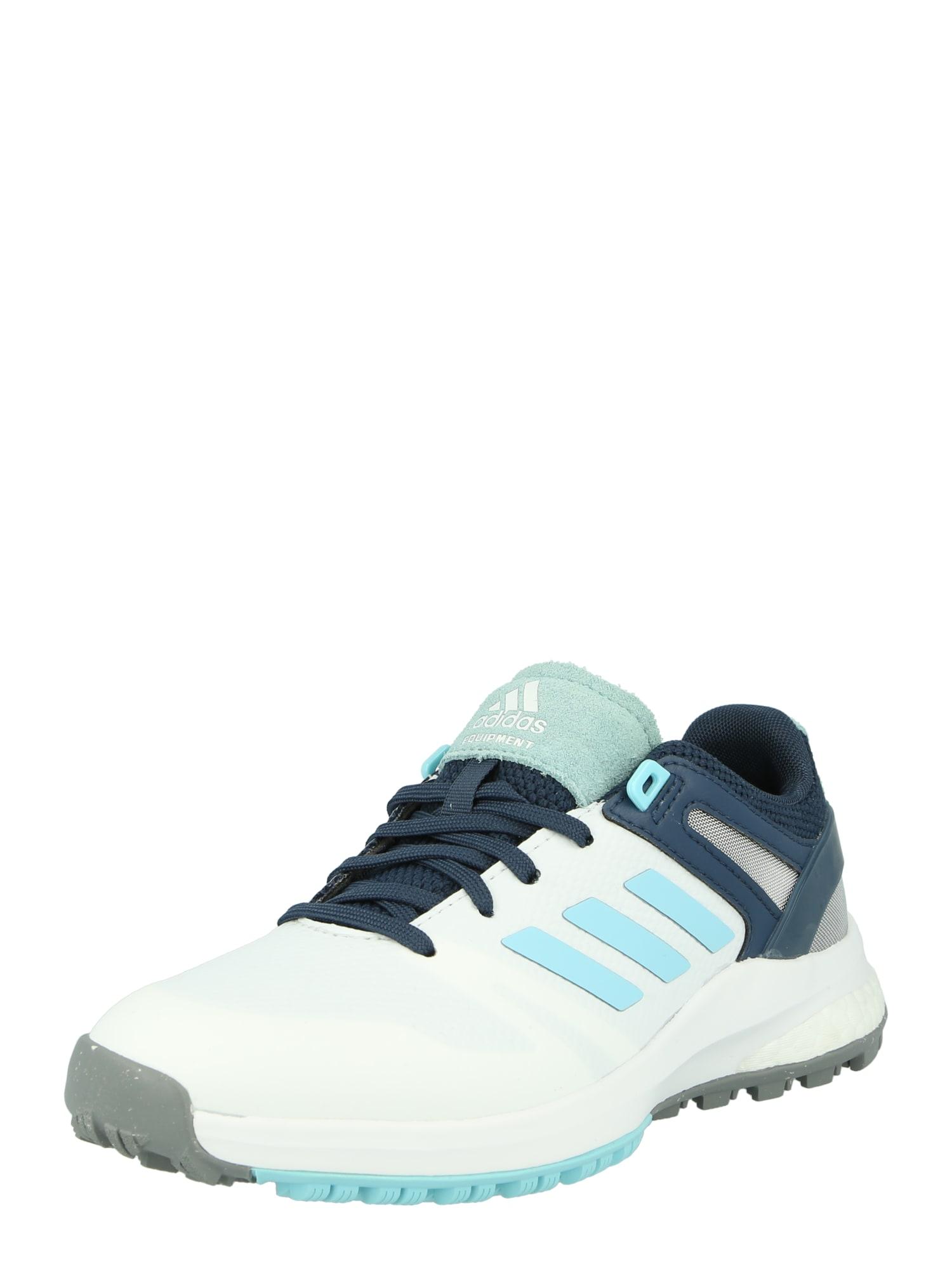 adidas Golf Sportiniai batai balta / turkio spalva / tamsiai mėlyna