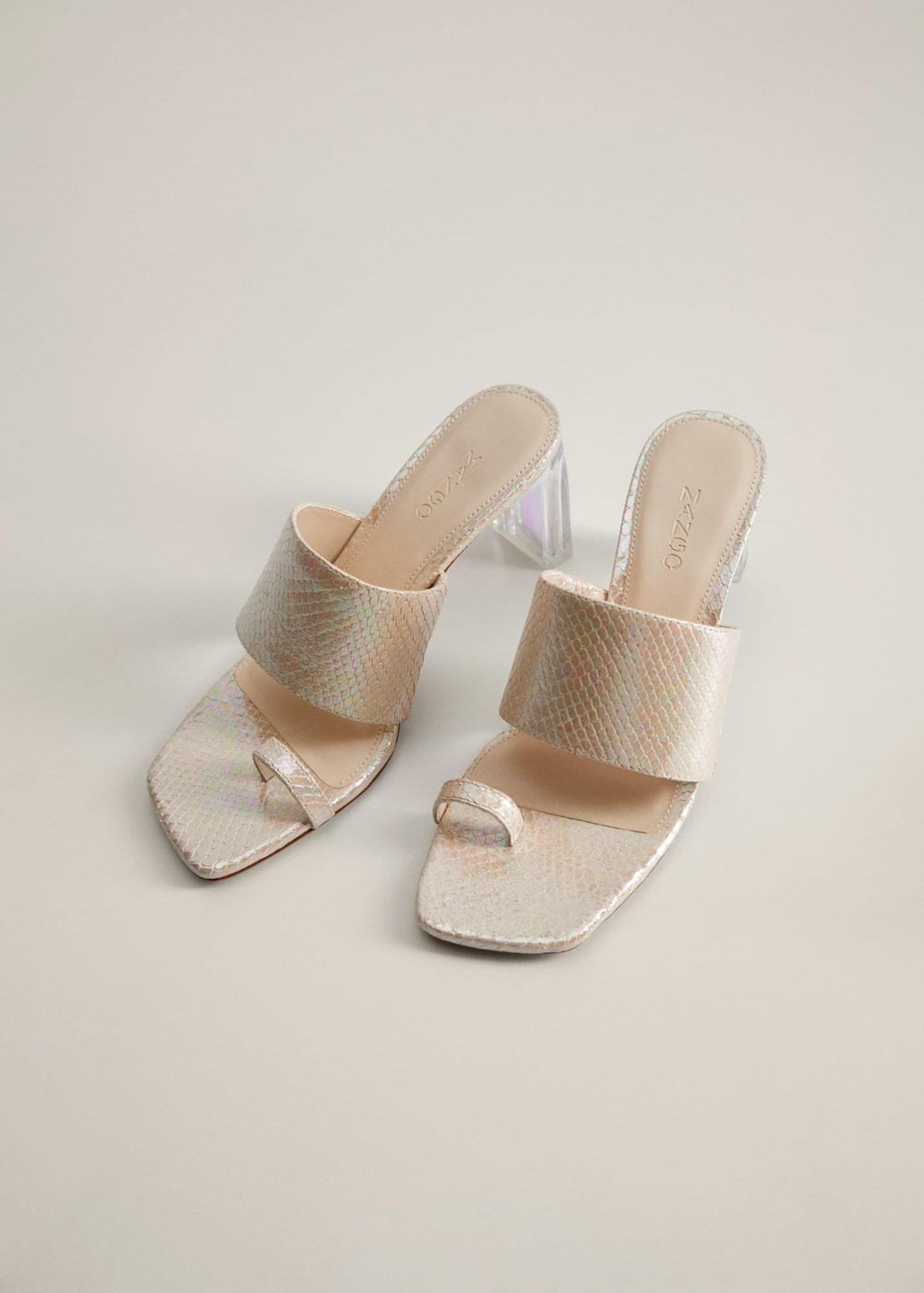 mango - Sandaletten 'Tran'