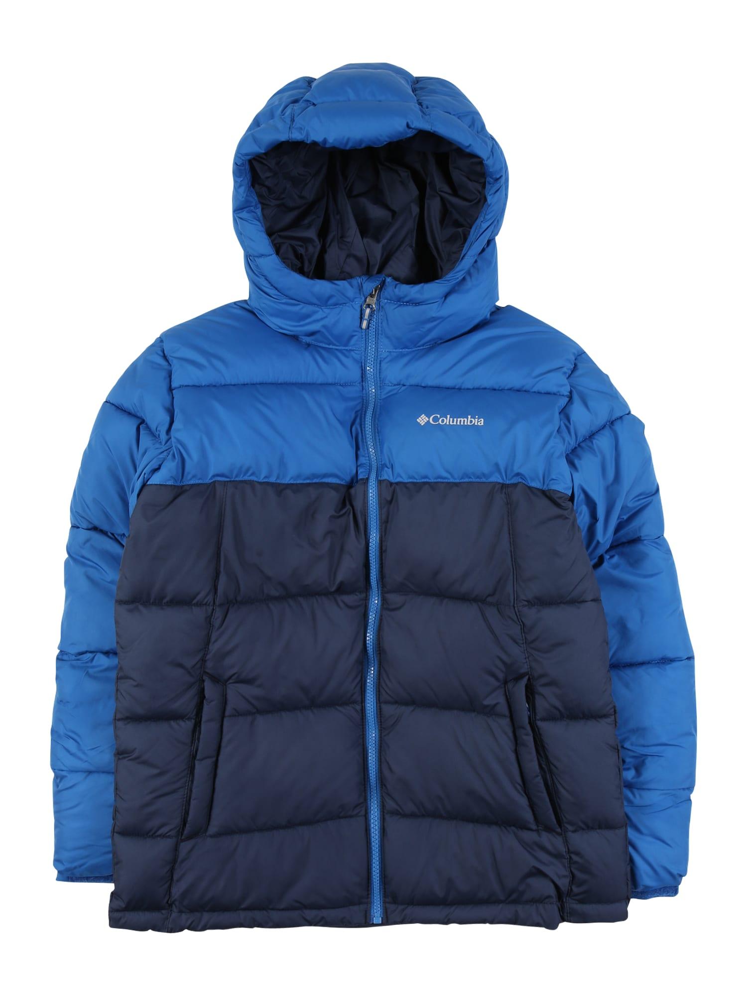 COLUMBIA Outdoorová bunda 'Pike Lake'  námořnická modř / královská modrá