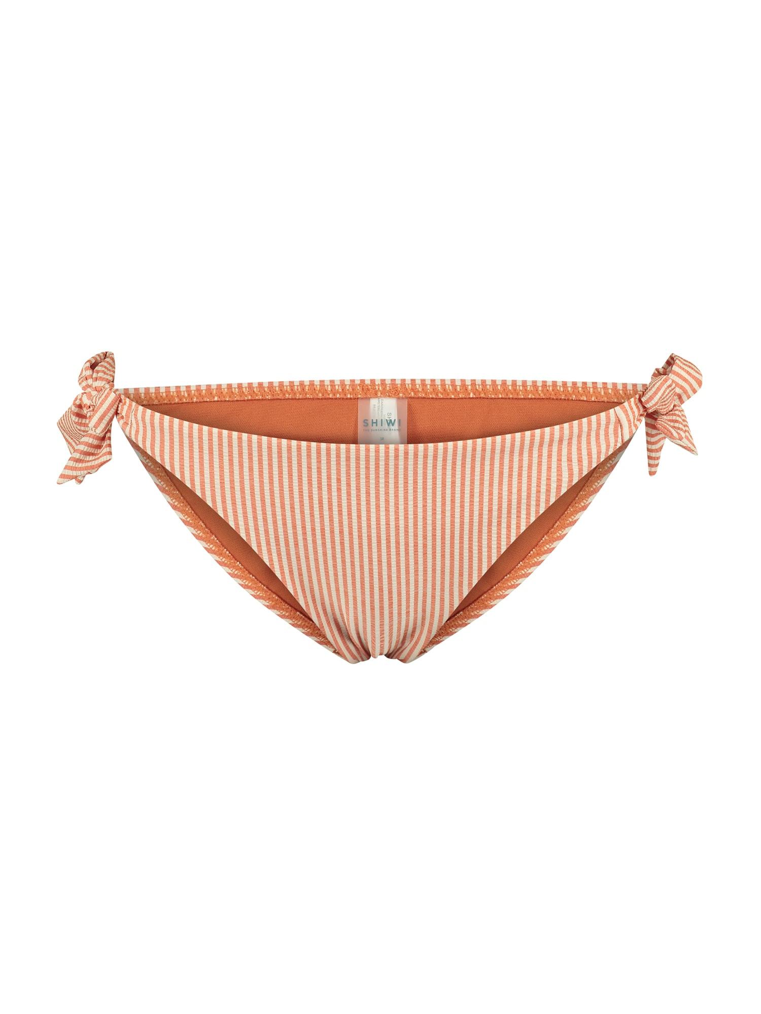 Shiwi Spodní díl plavek 'Ipanama'  oranžová / bílá