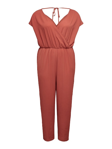 Hosen - Jumpsuit › ONLY Carmakoma › rot  - Onlineshop ABOUT YOU