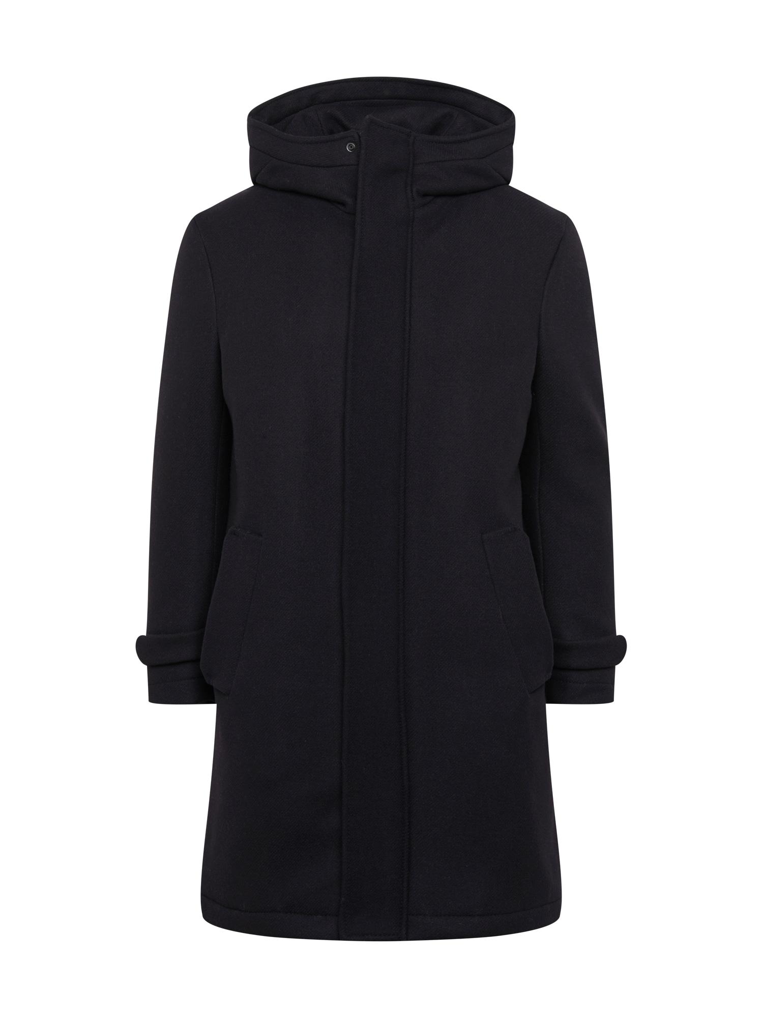 DRYKORN Žieminis paltas 'SECSET_H' nakties mėlyna