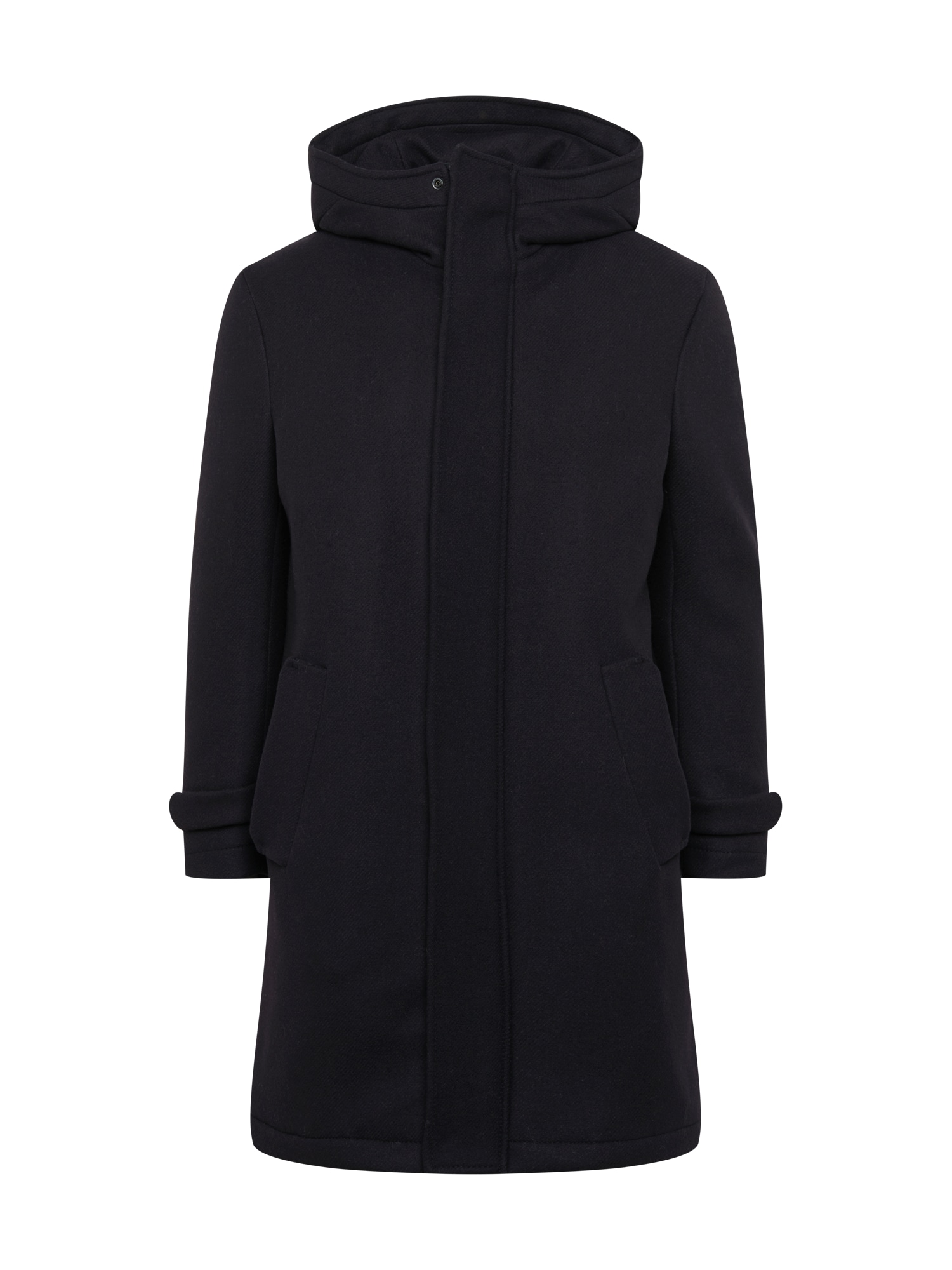 DRYKORN Zimní kabát 'SECSET_H'  noční modrá