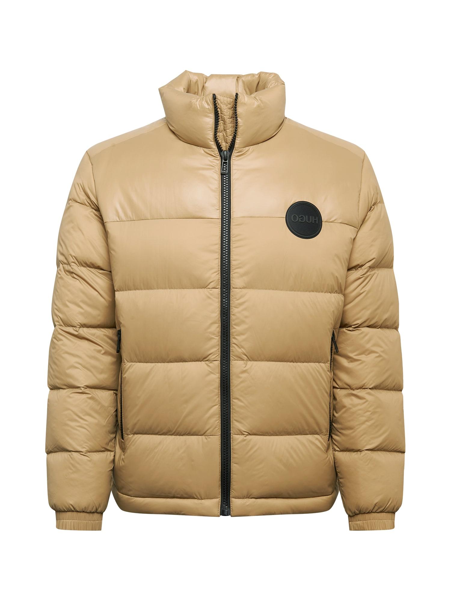 HUGO Zimní bunda 'Biron2041'  béžová