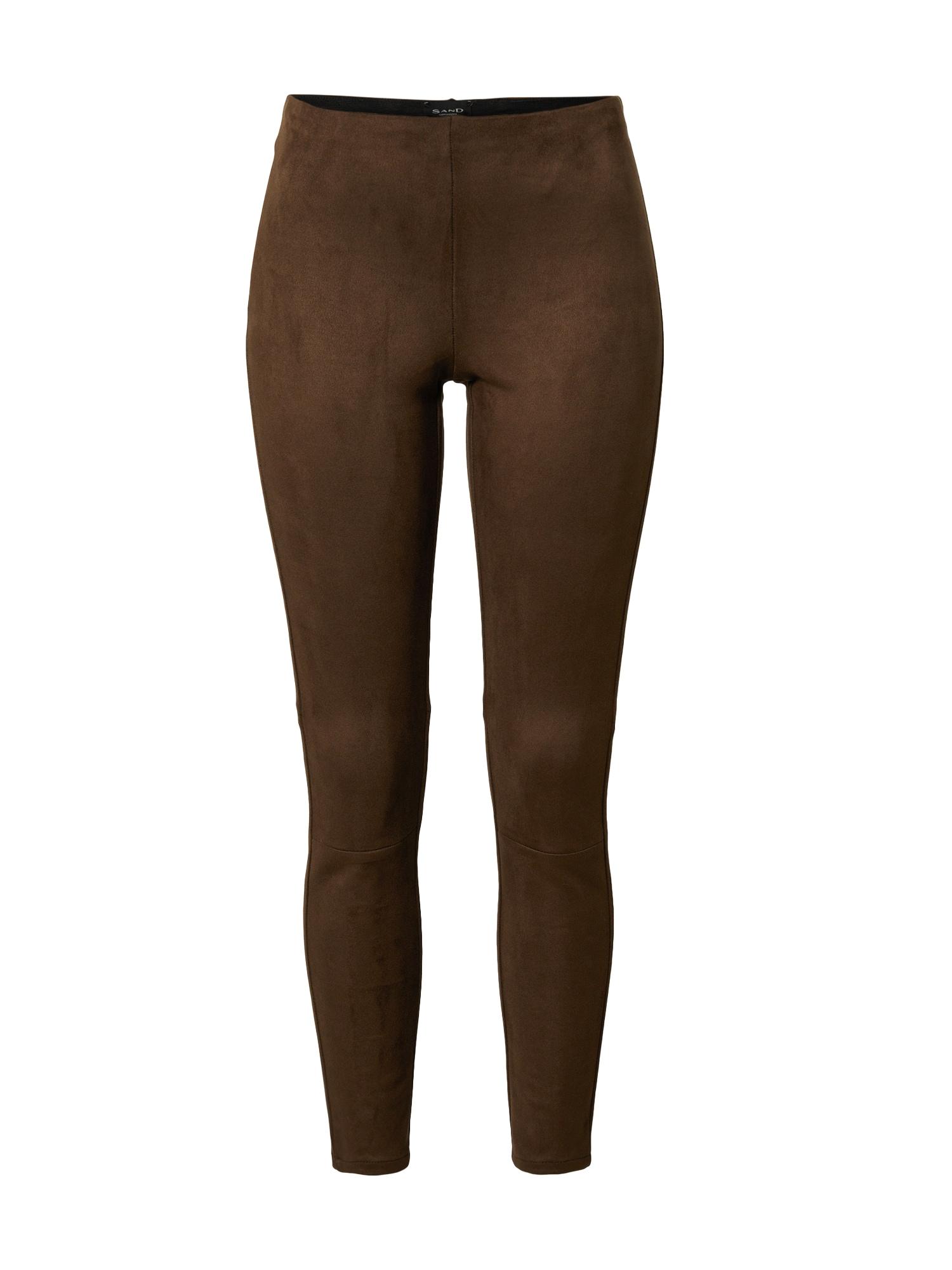 SAND COPENHAGEN Kalhoty  khaki