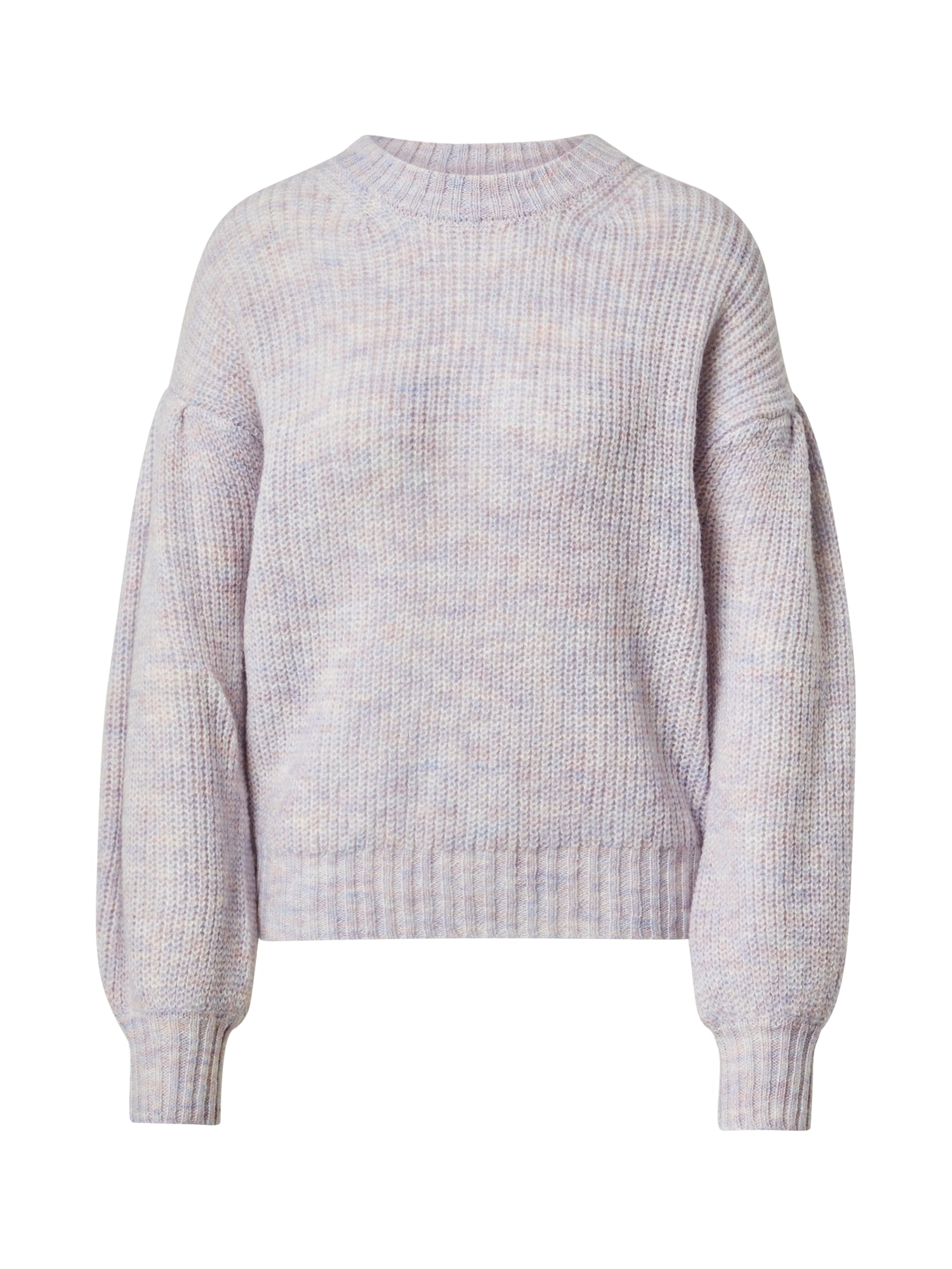 OBJECT Megztinis 'Max' margai pilka