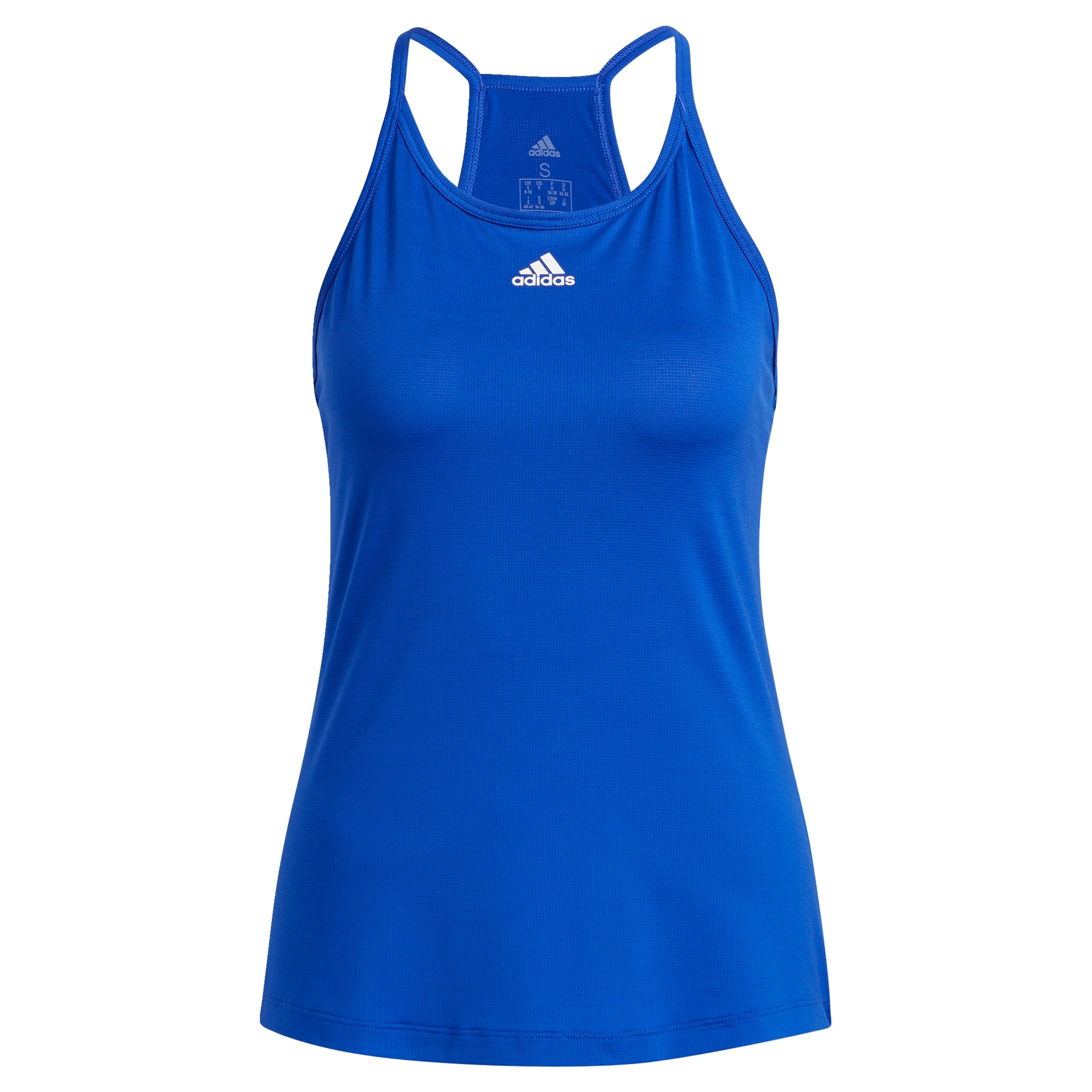 ADIDAS PERFORMANCE Sportovní top  modrá