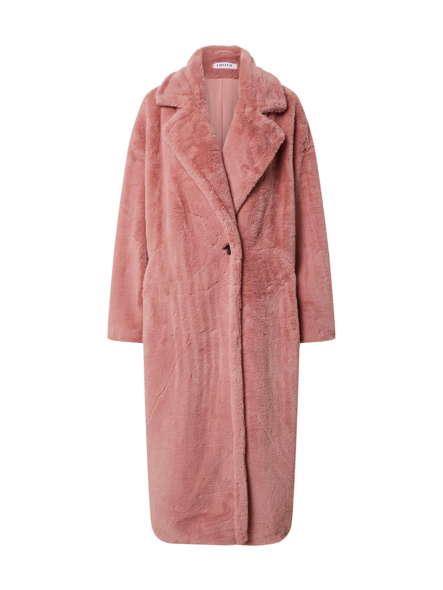 EDITED Zimní kabát 'Pheline'  růže