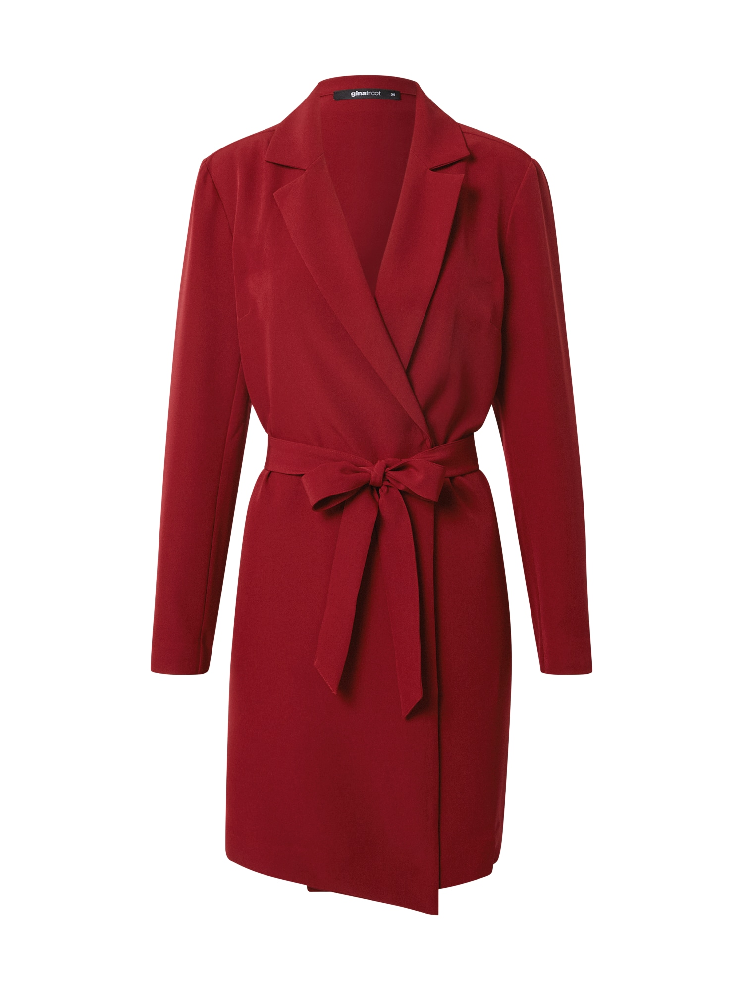 Gina Tricot Suknelė 'Vanessa' raudona