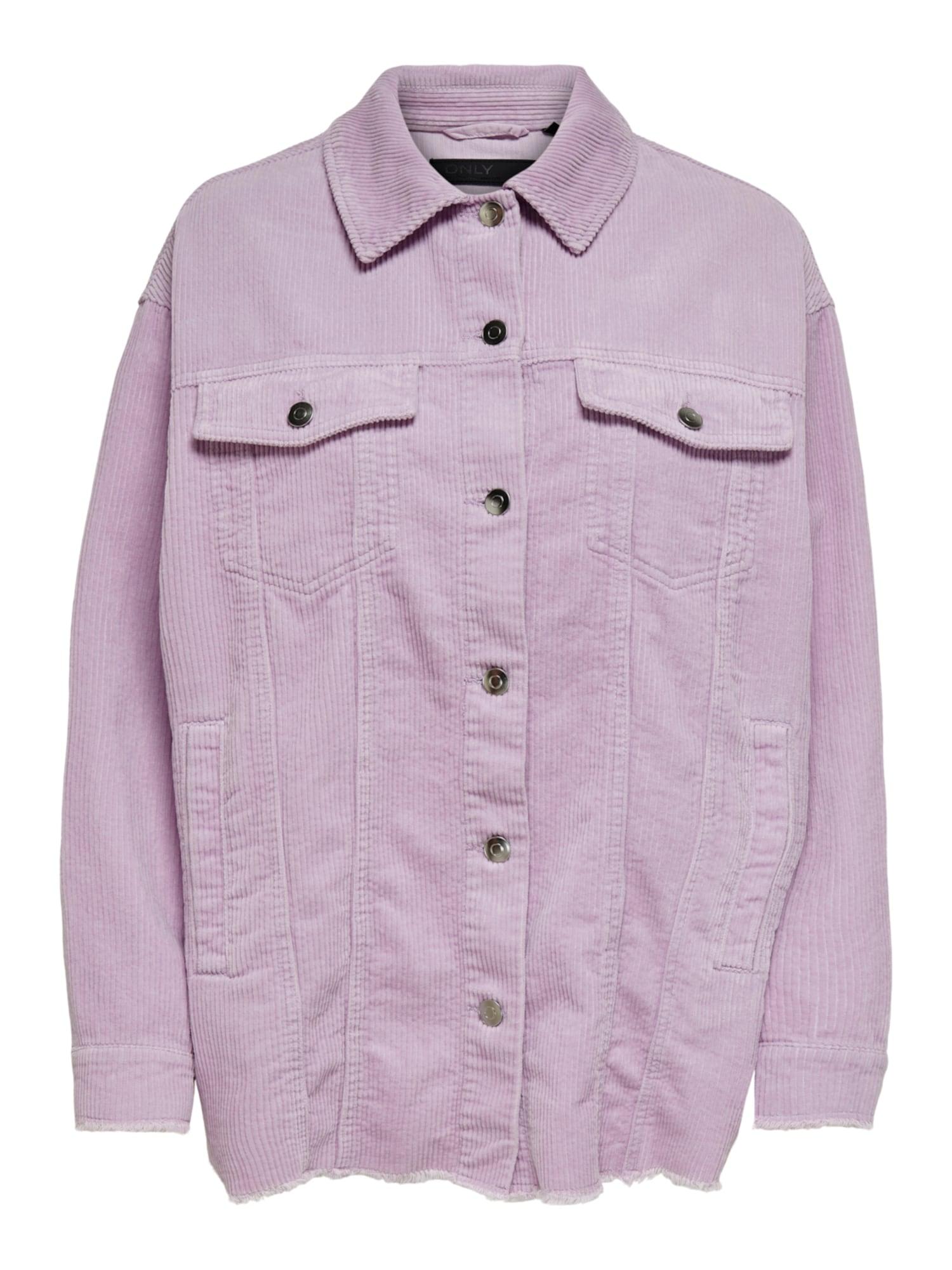 ONLY Palaidinė 'Bitten' pastelinė violetinė