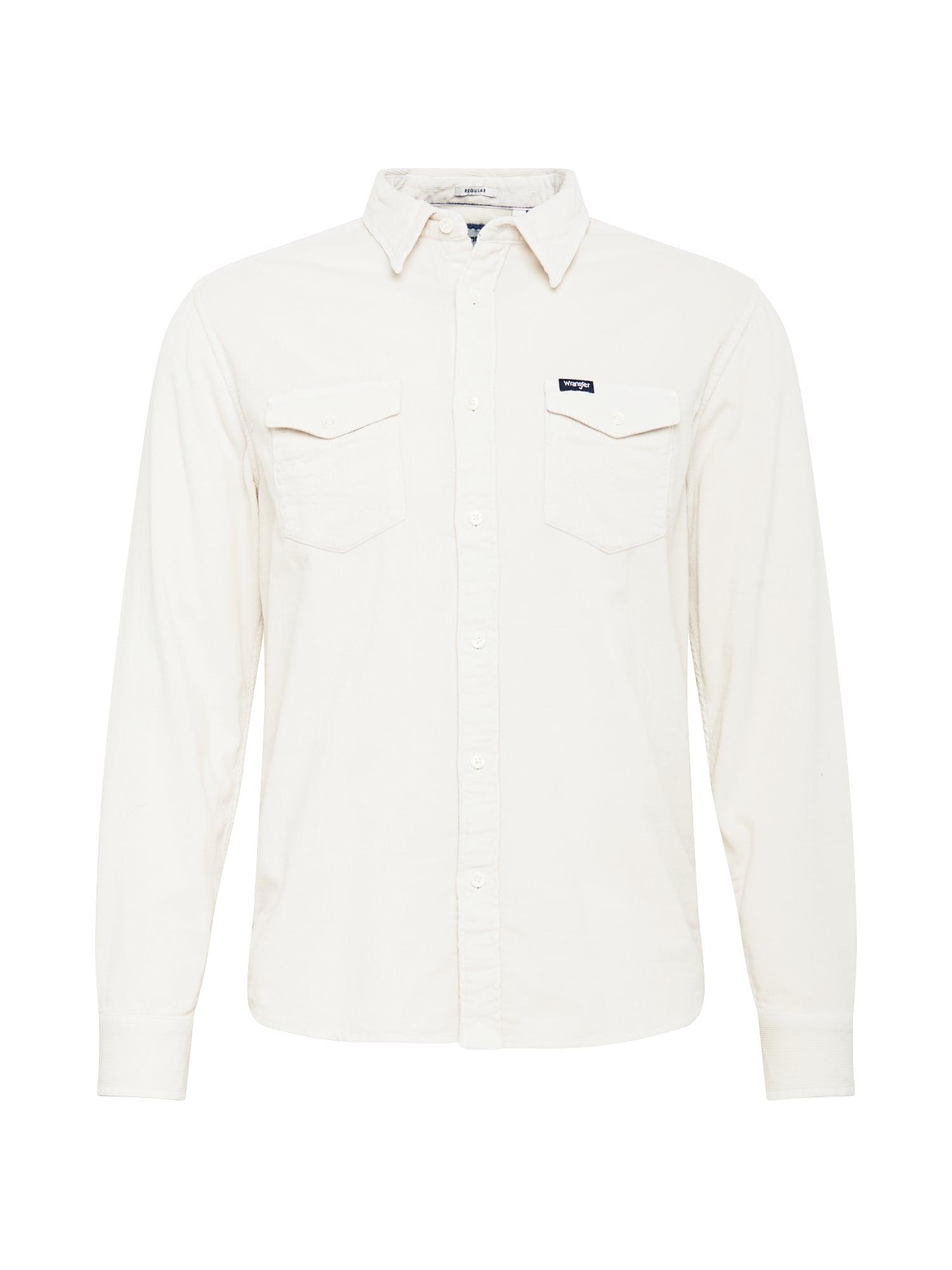 WRANGLER Marškiniai balta
