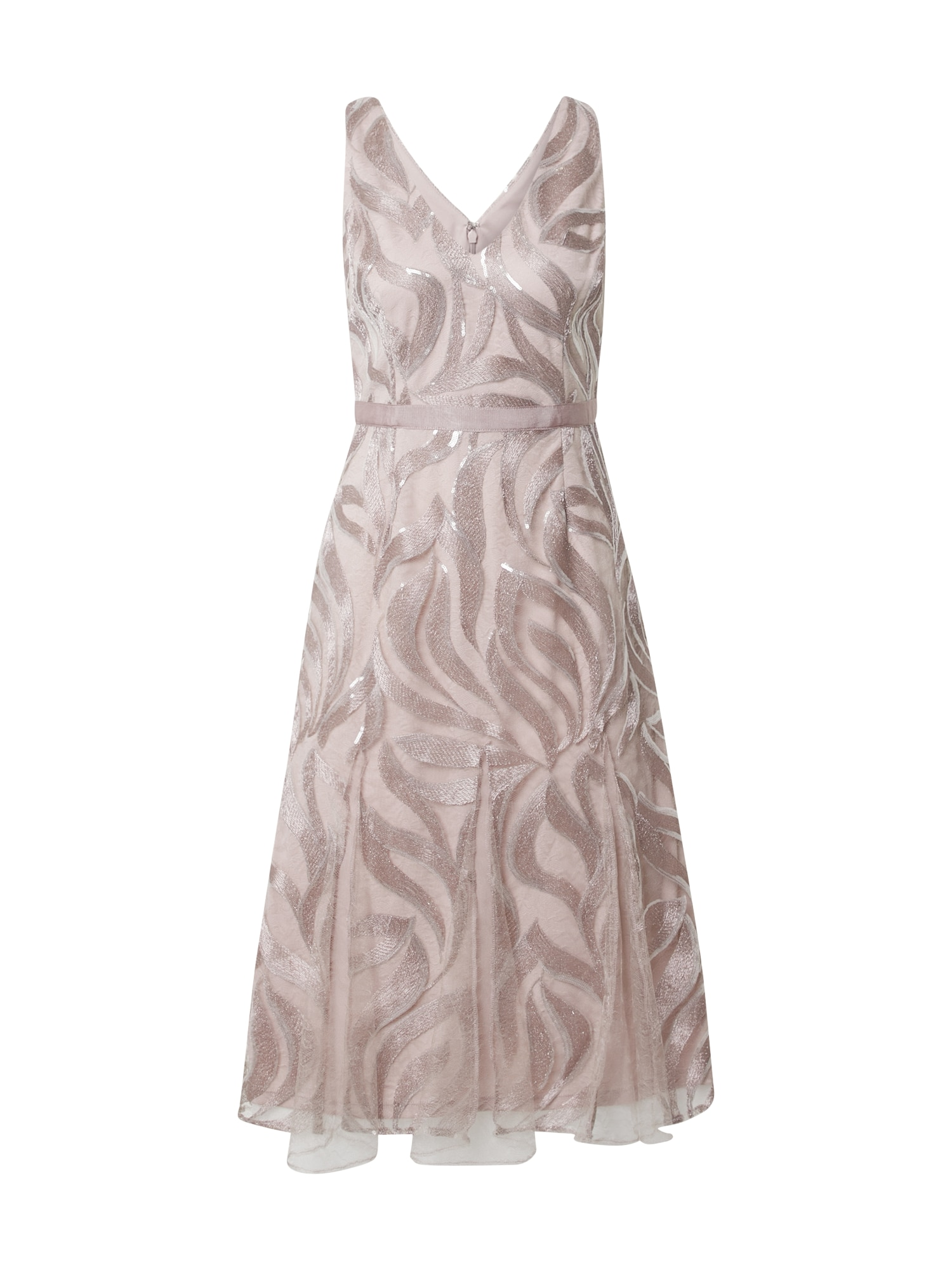 Adrianna Papell Kokteilinė suknelė ryškiai rožinė spalva