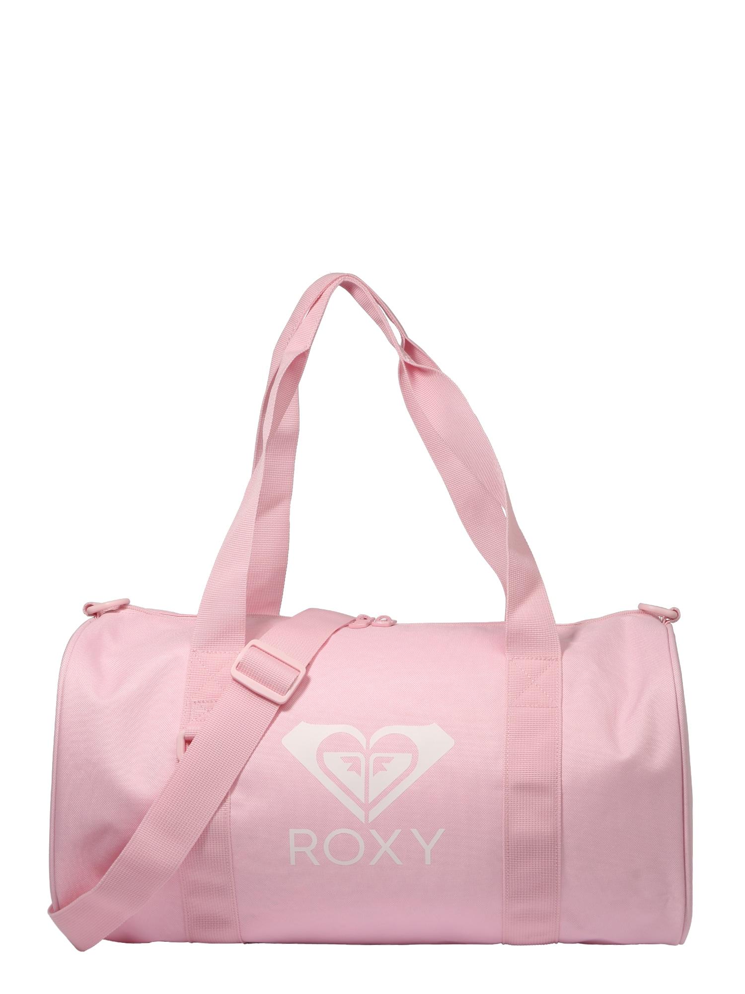ROXY Kelioninis krepšys 'VITAMIN SEA' šviesiai rožinė / balta