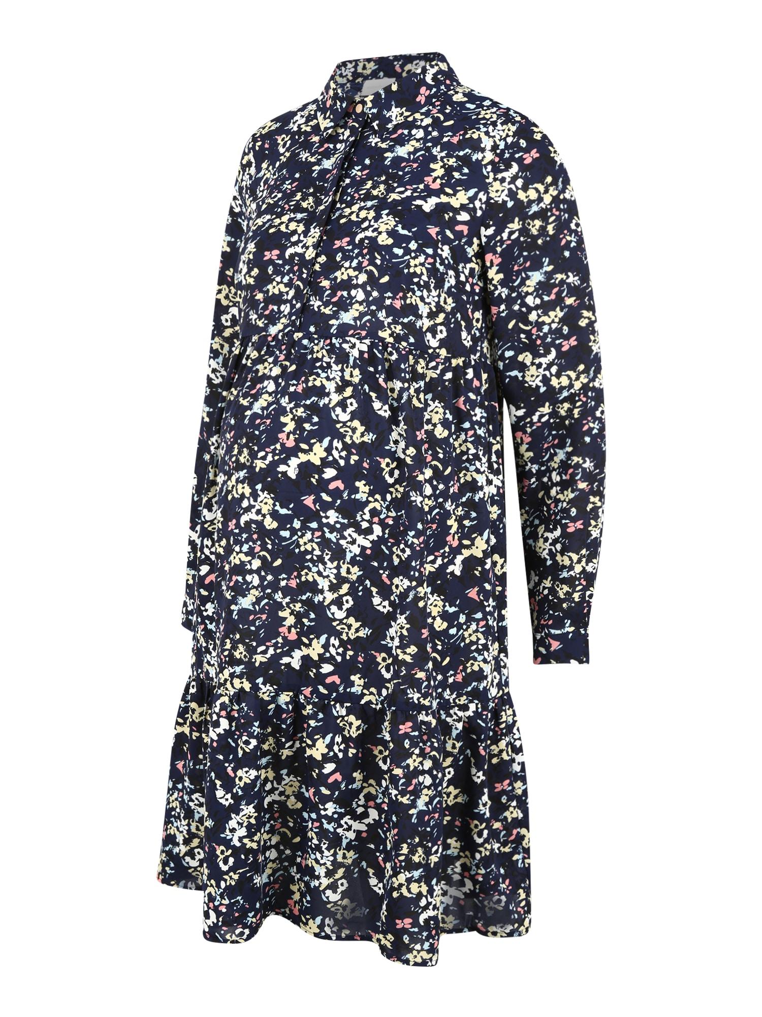 MAMALICIOUS Suknelė mėlyna / mišrios spalvos