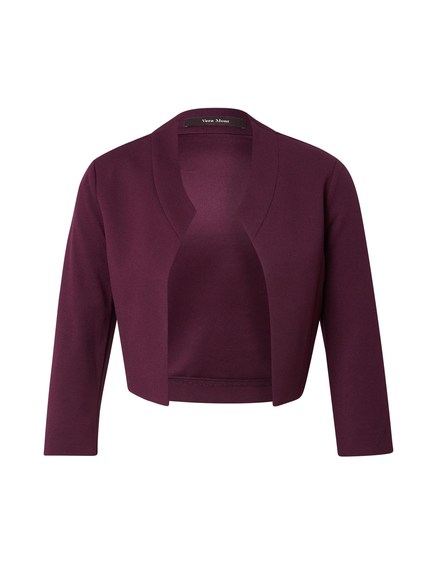 Vera Mont Bolero purpurinė spalva