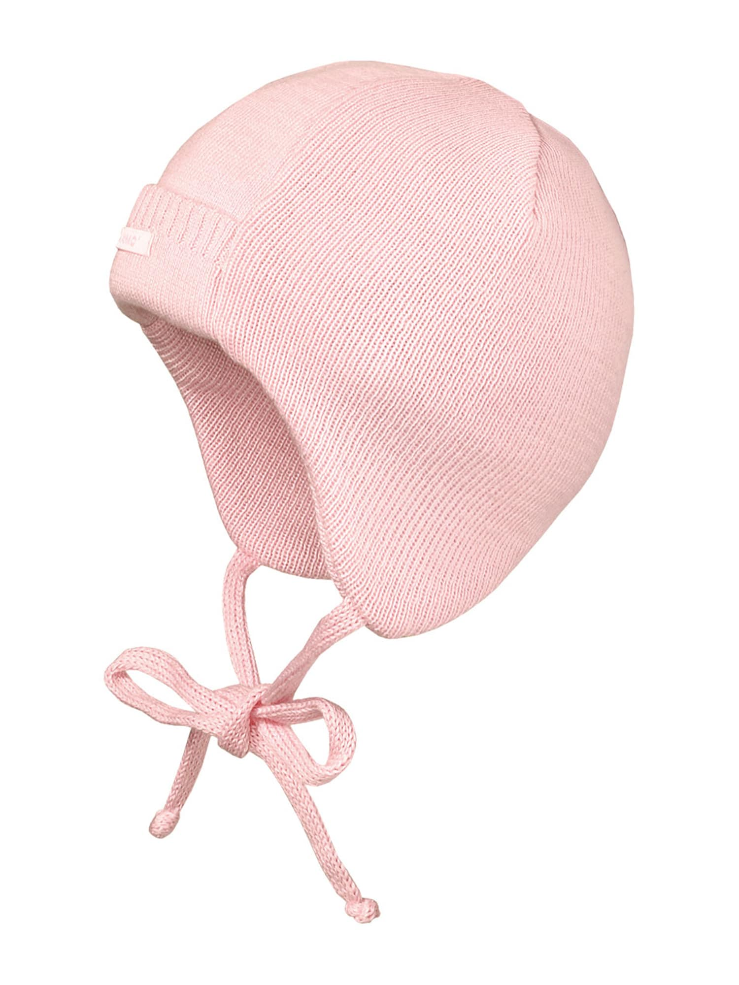 MAXIMO Megzta kepurė 'Chris' rožių spalva