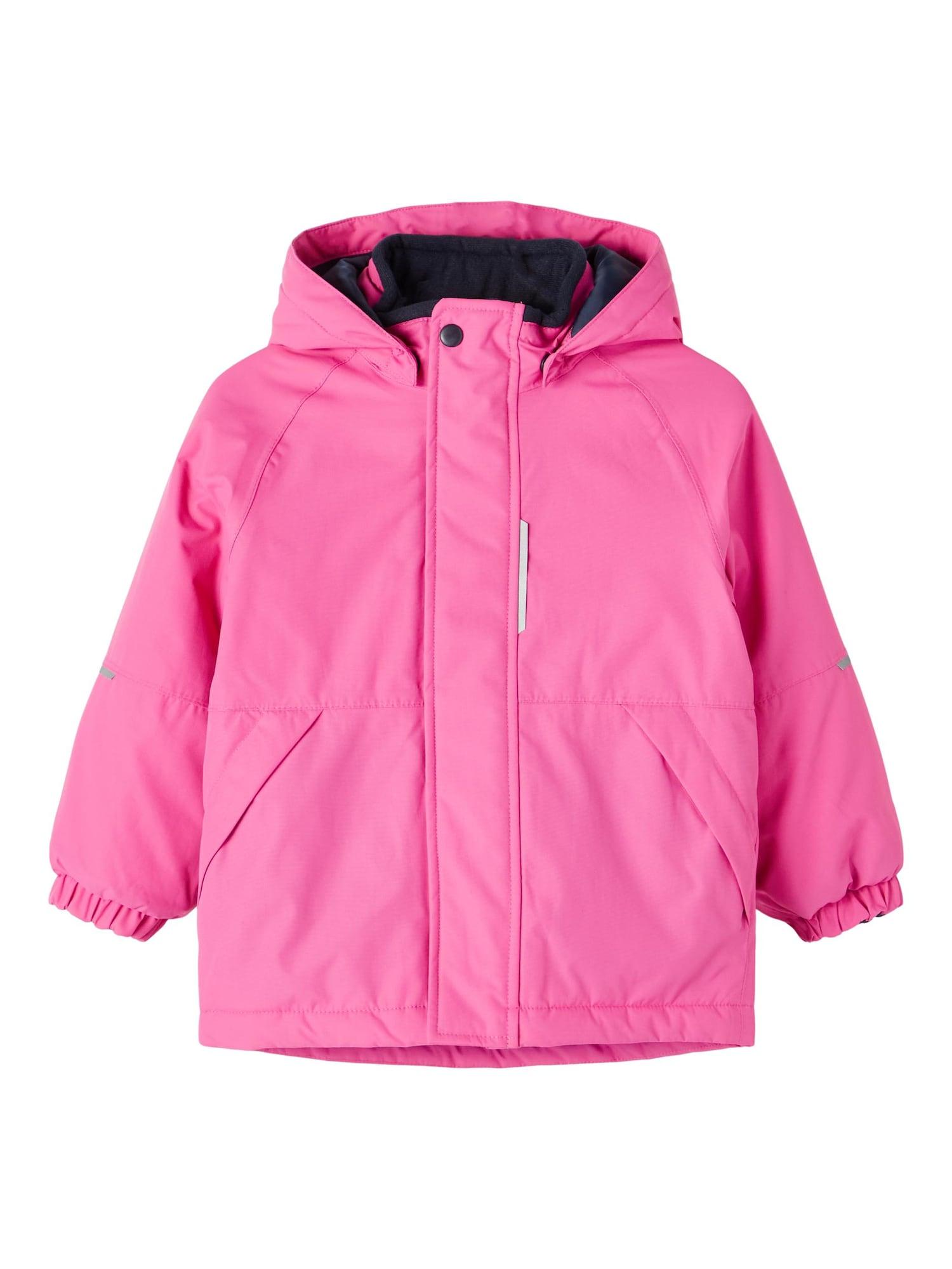 NAME IT Funkční bunda 'NMFSNOW03'  pink