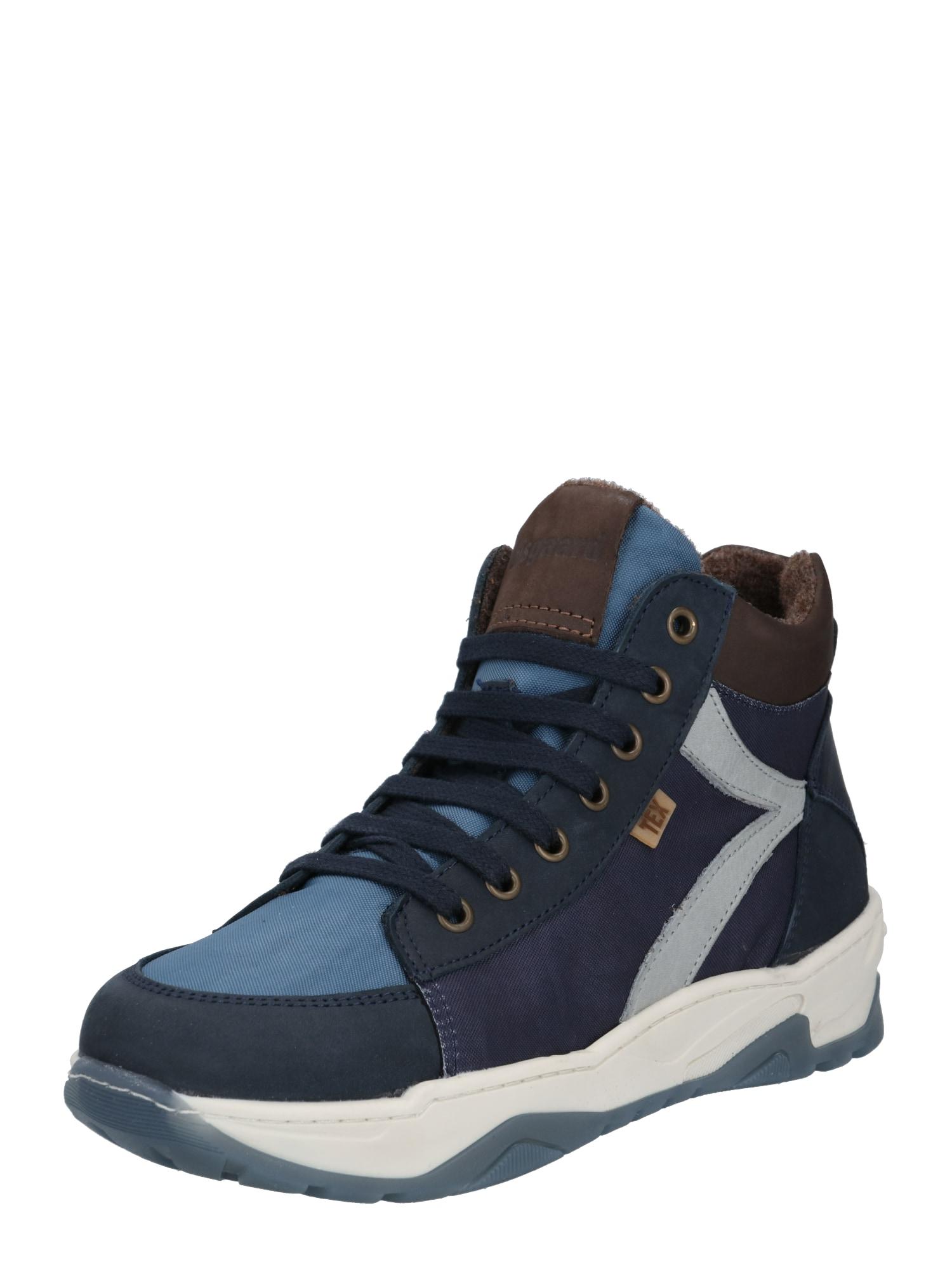 BISGAARD Sportbačiai tamsiai mėlyna / azuro