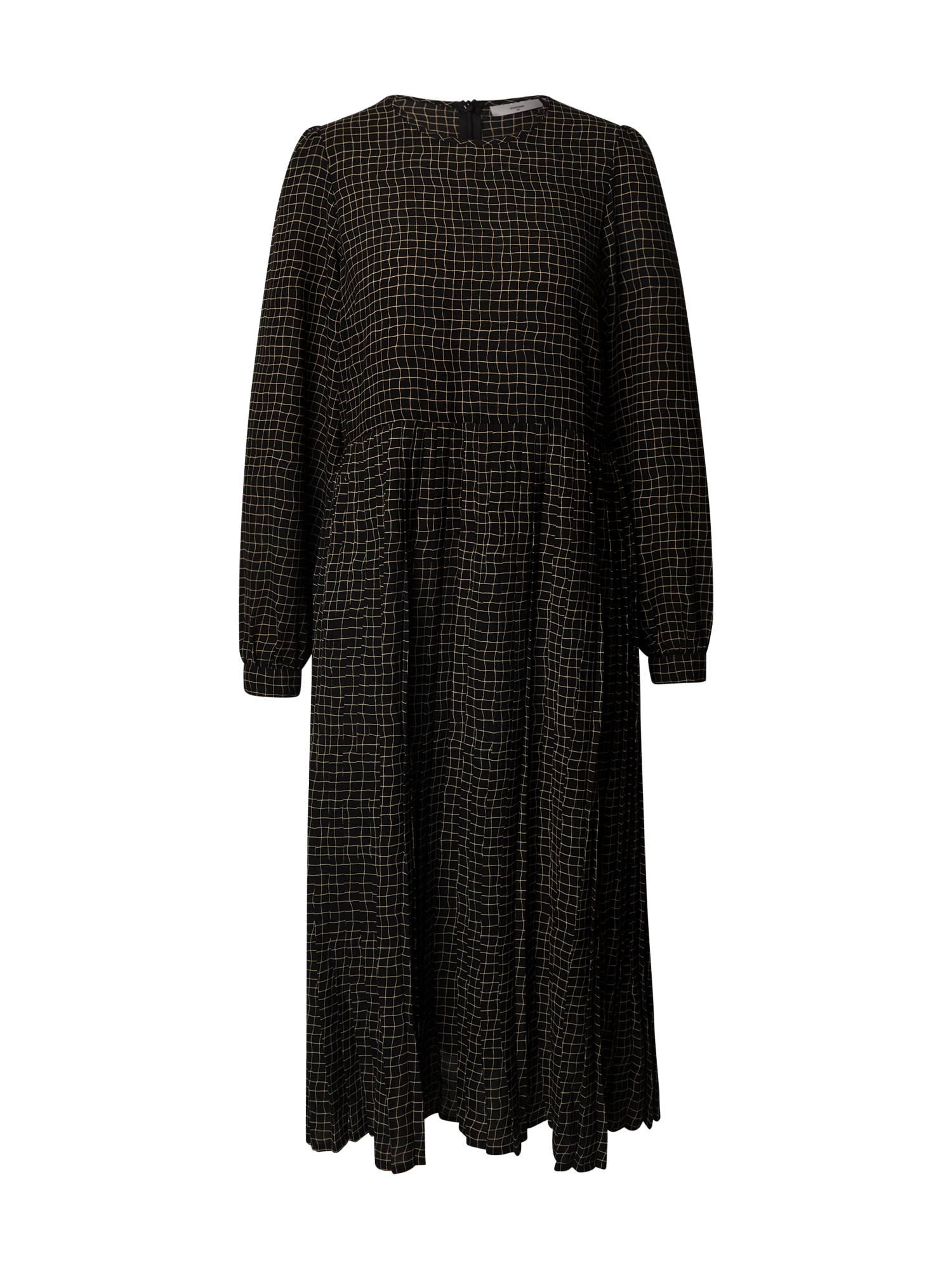minimum Šaty 'Marseline 7162'  černá / hnědá