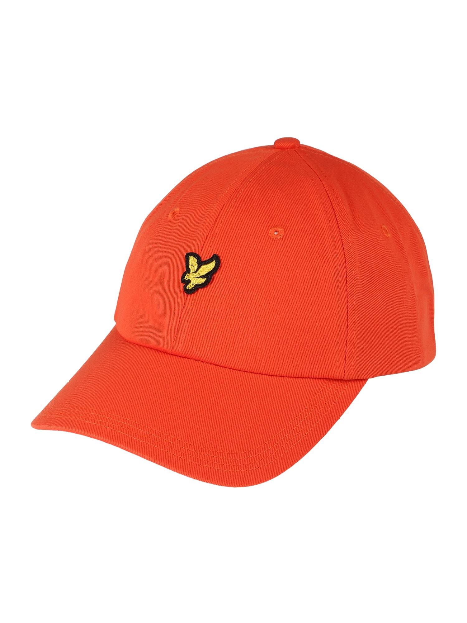 Lyle & Scott Kepurė oranžinė