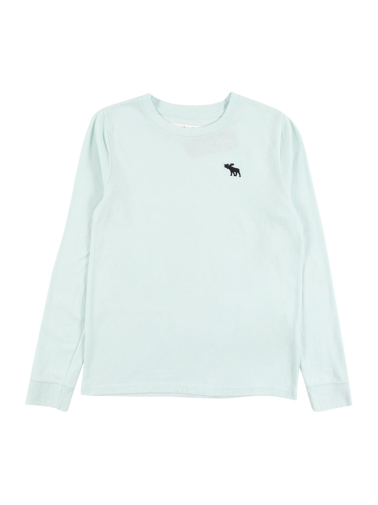 Abercrombie & Fitch Marškinėliai mėtų spalva