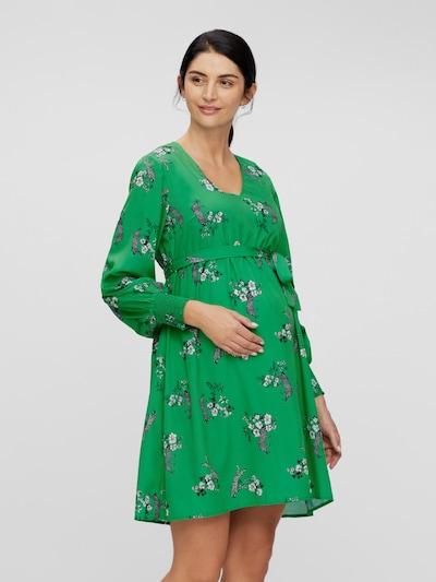 Mama.Licious Francka Tess Langärmeliges Kleid mit Muster