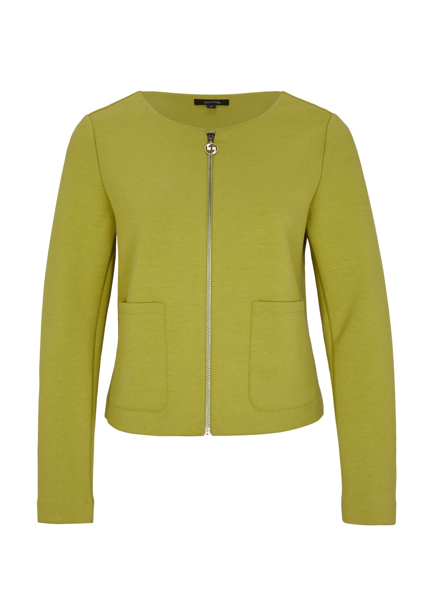 COMMA Džemperis žalia