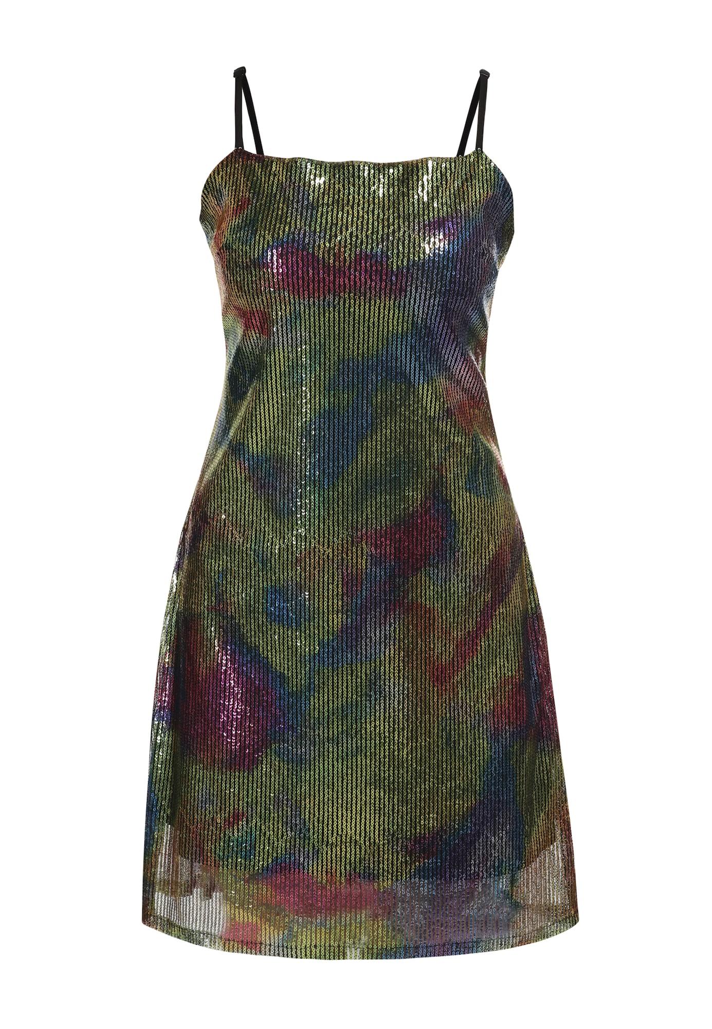 myMo at night Kokteilinė suknelė mišrios spalvos