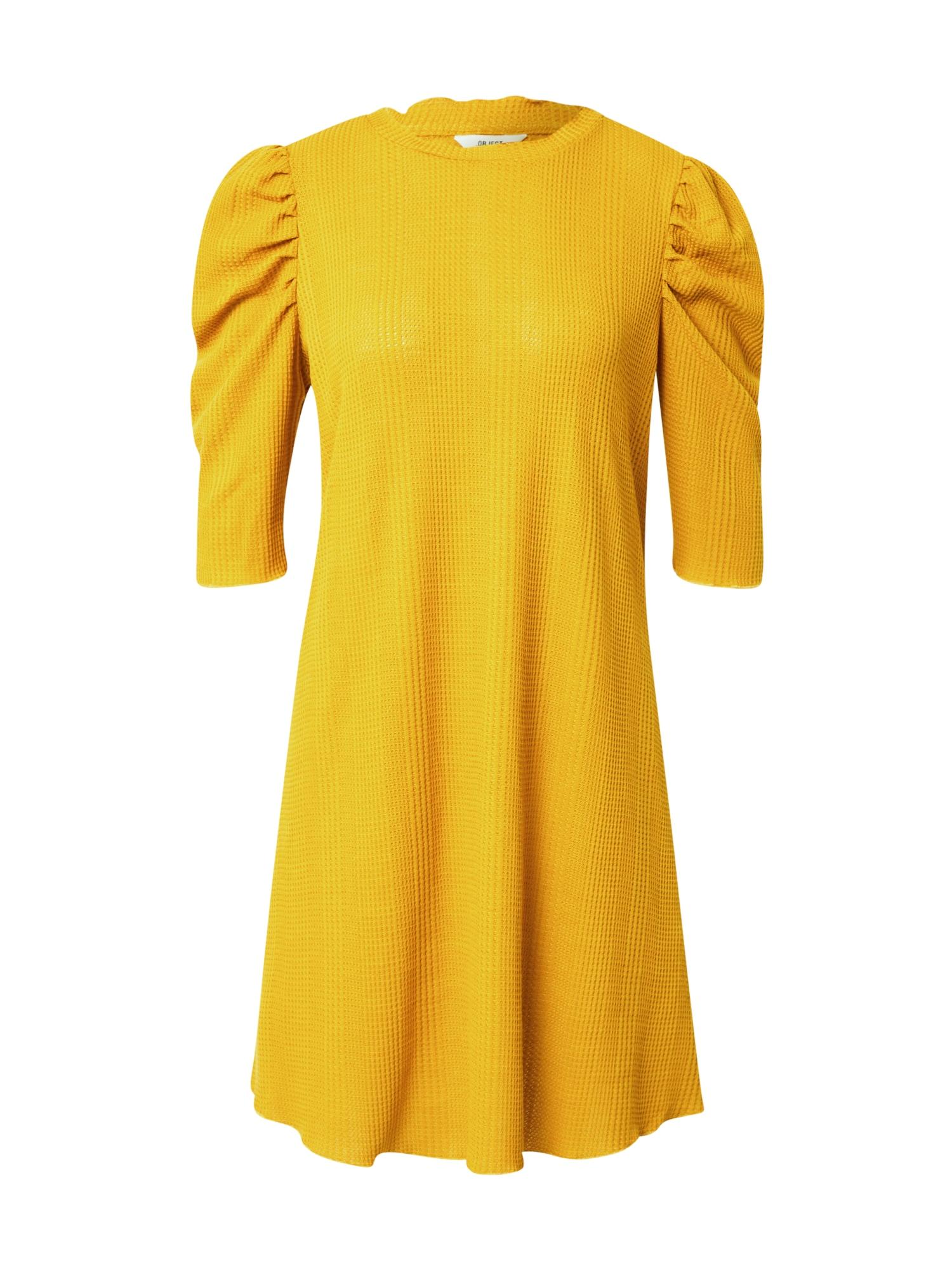 OBJECT Šaty 'LECIA'  koňaková
