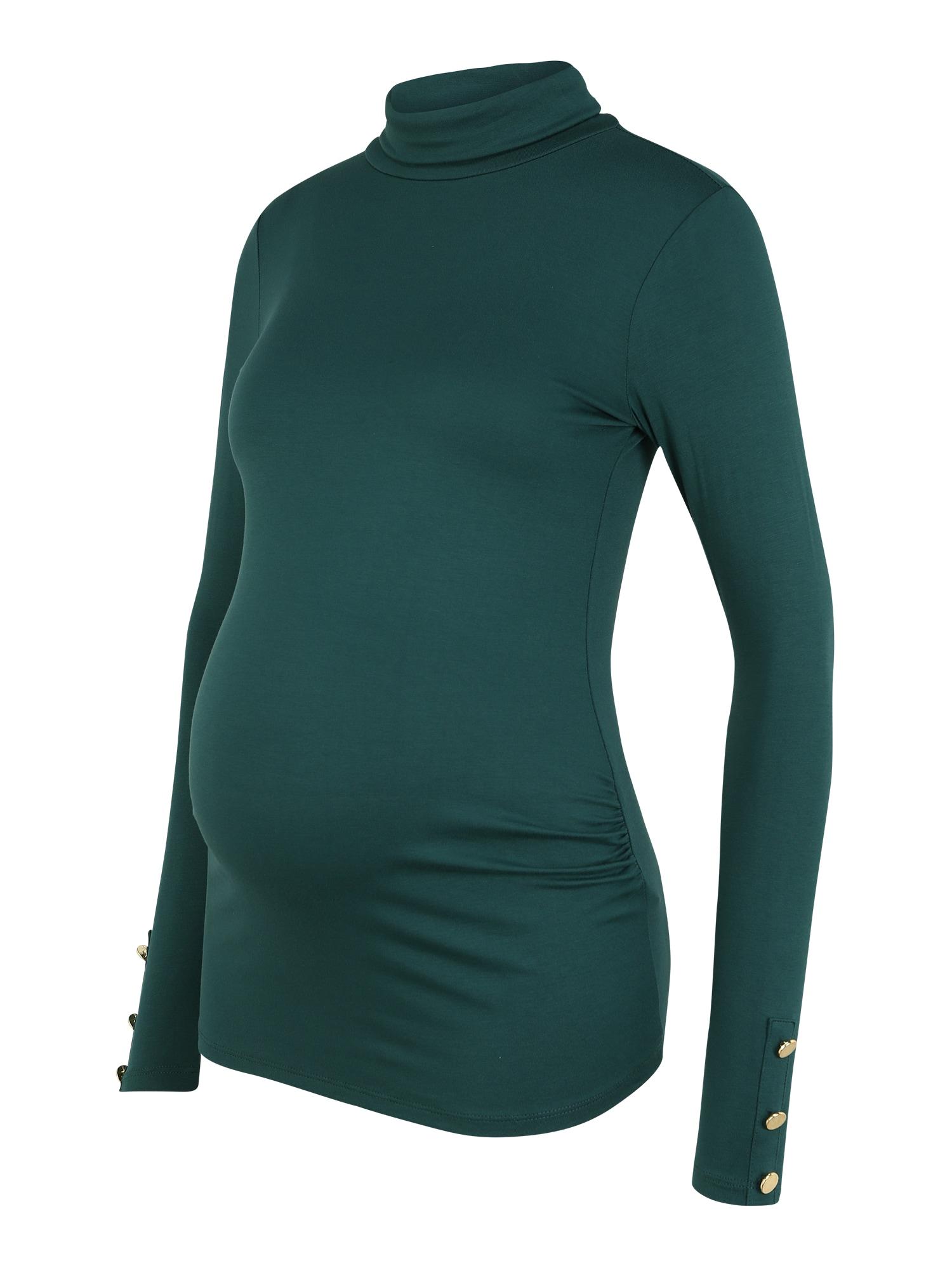 Dorothy Perkins Maternity Marškinėliai smaragdinė spalva