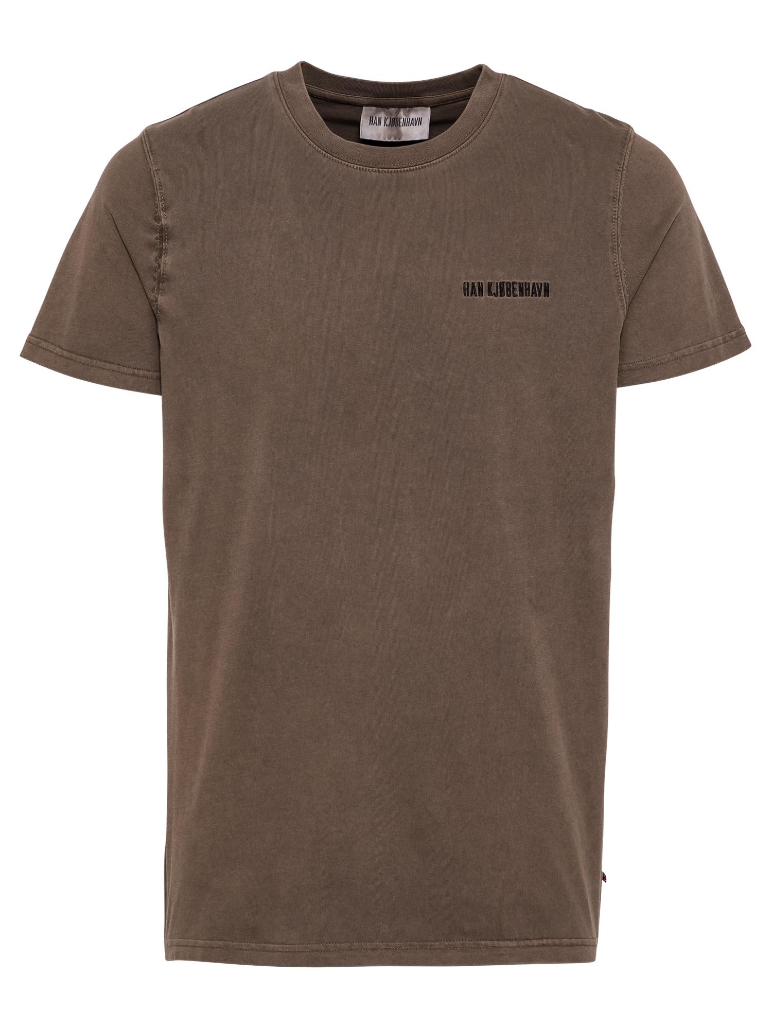 Han Kjøbenhavn Marškinėliai ruda