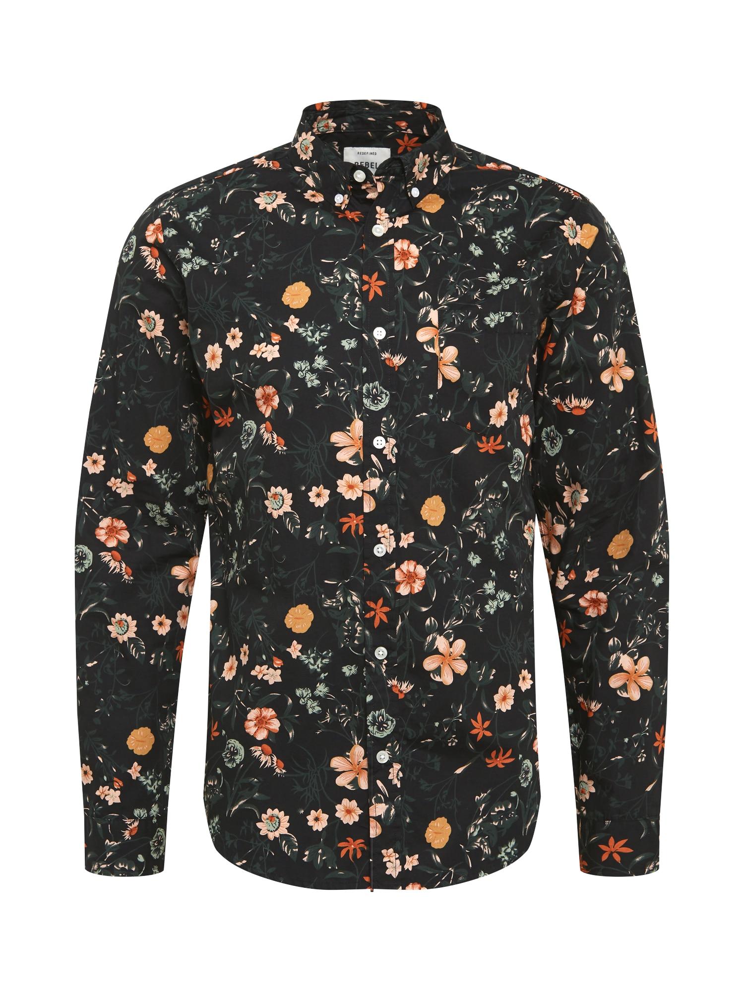Redefined Rebel Marškiniai mišrios spalvos / juoda