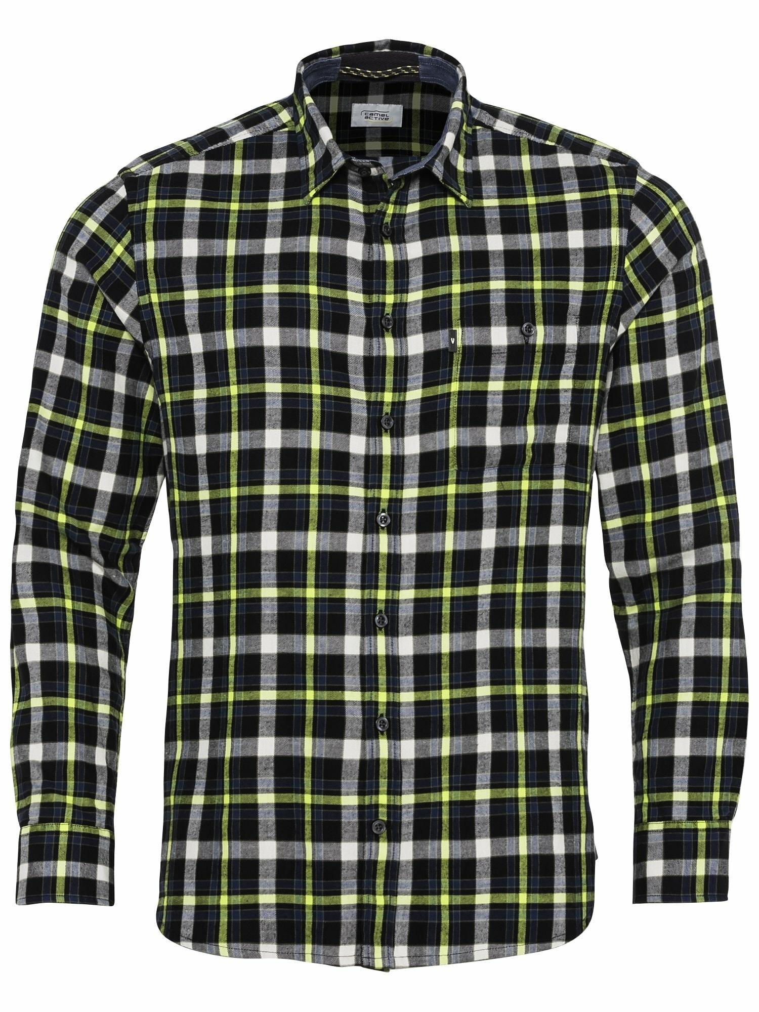 CAMEL ACTIVE Marškiniai mišrios spalvos