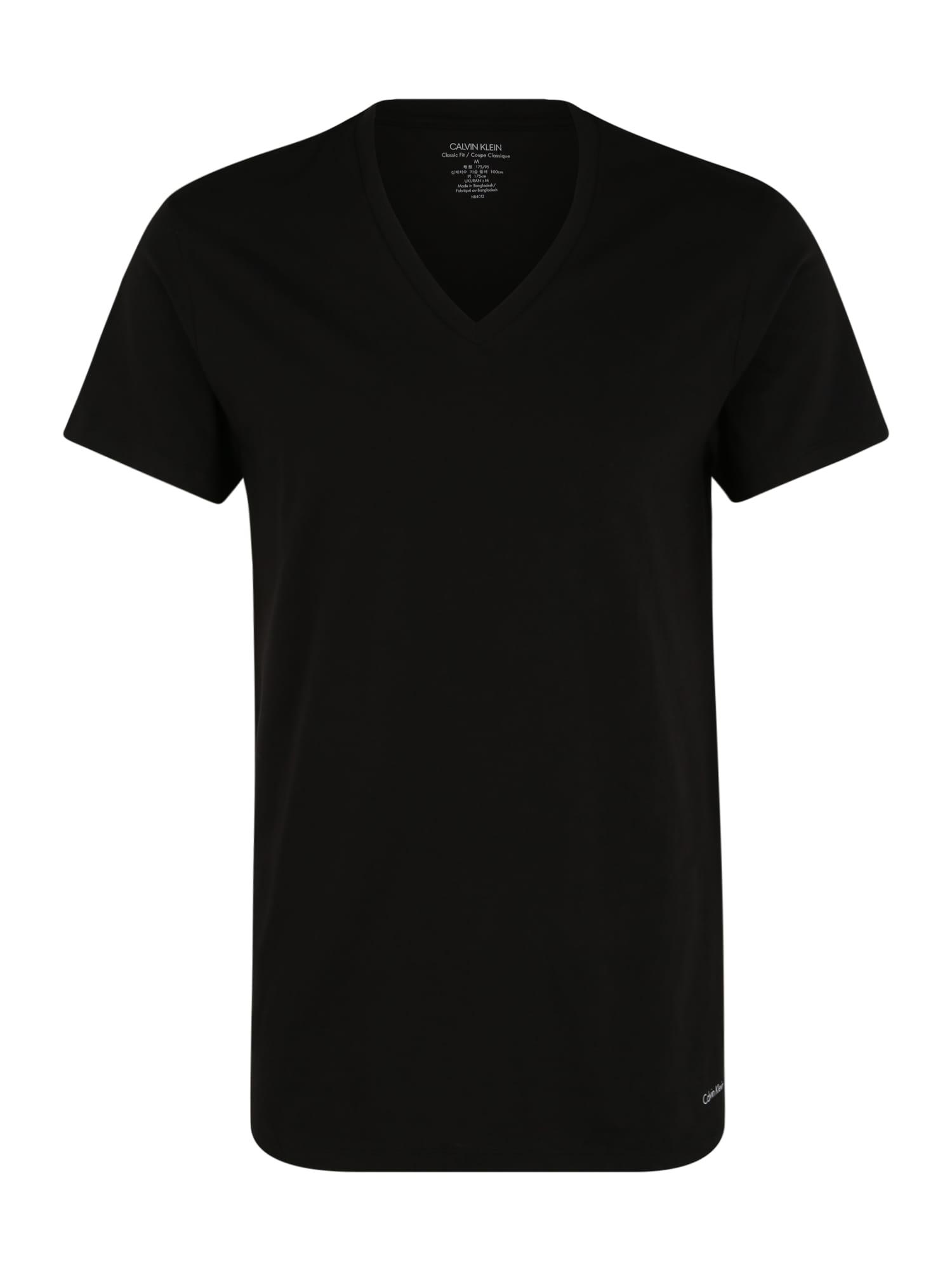 Calvin Klein Tílko  černá